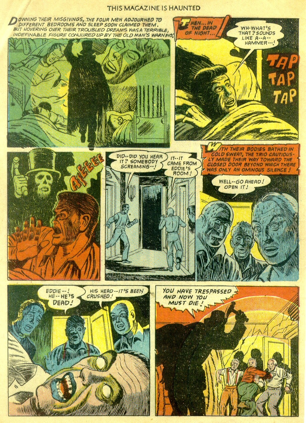 Read online This Magazine Is Haunted comic -  Issue #5 - 27