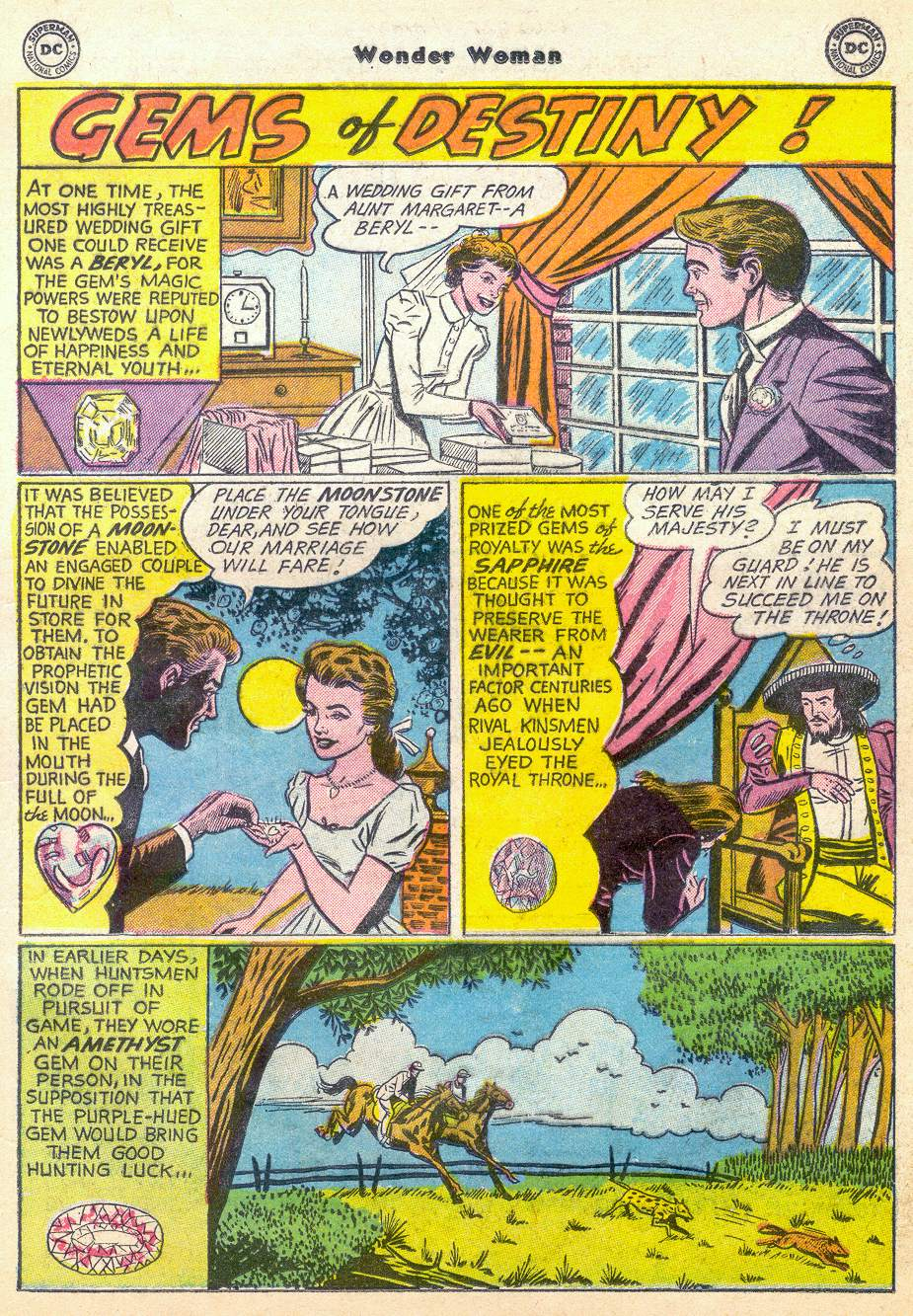 Read online Wonder Woman (1942) comic -  Issue #76 - 21