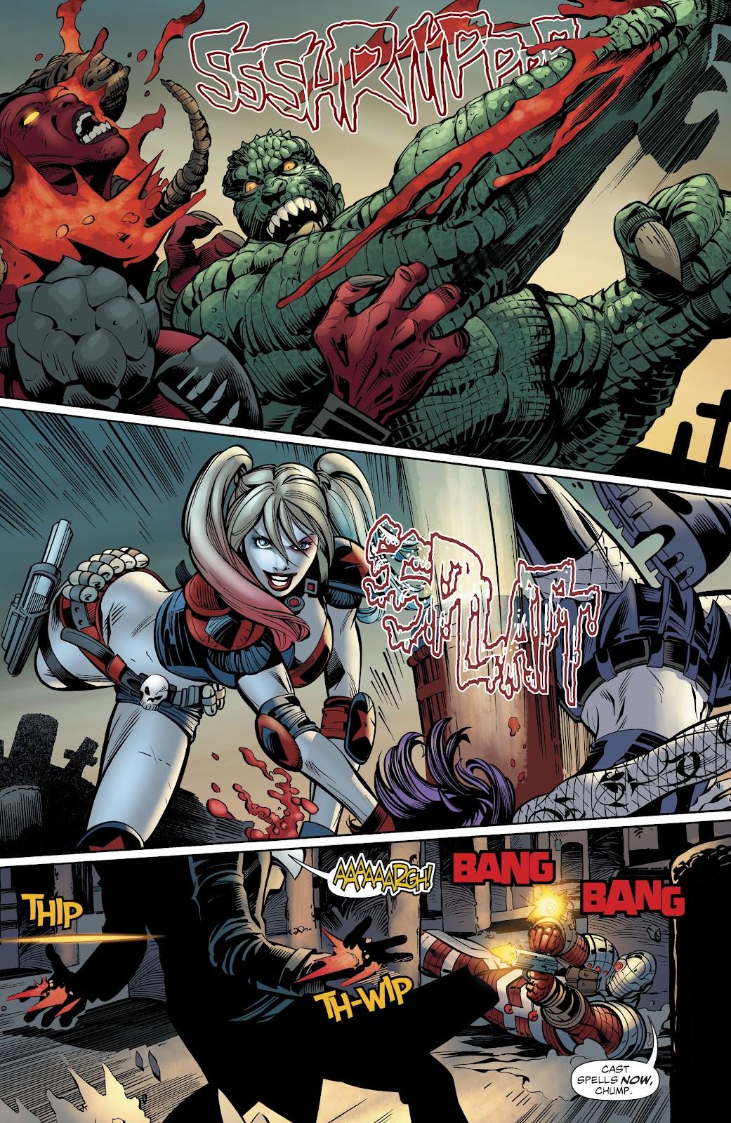 Read online Suicide Squad Black Files comic -  Issue #4 - 36