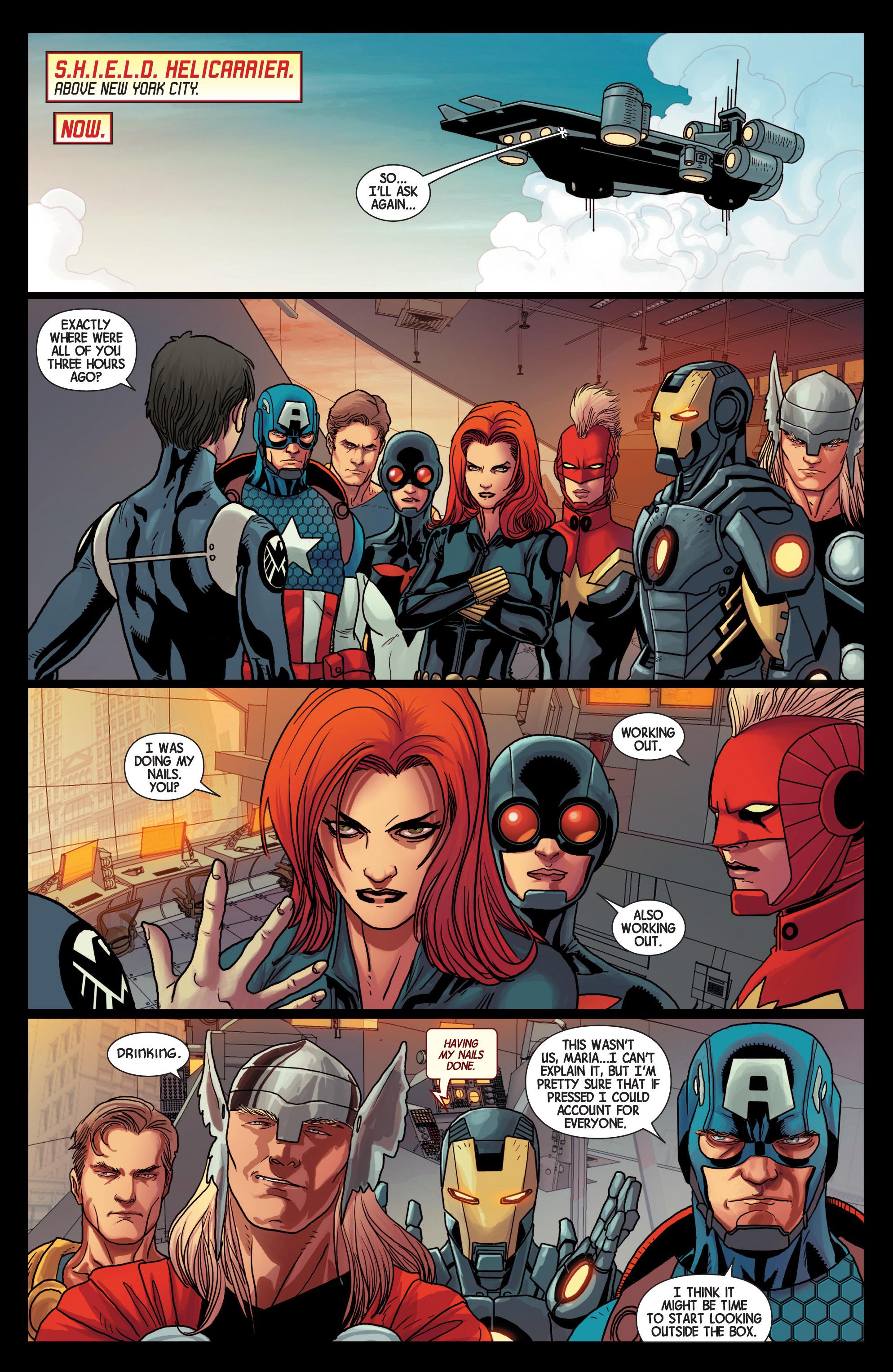 Read online Avengers (2013) comic -  Issue #Avengers (2013) _TPB 5 - 80