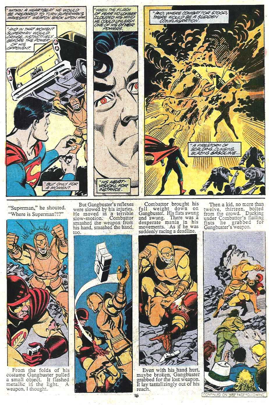Read online Adventures of Superman (1987) comic -  Issue #437 - 16