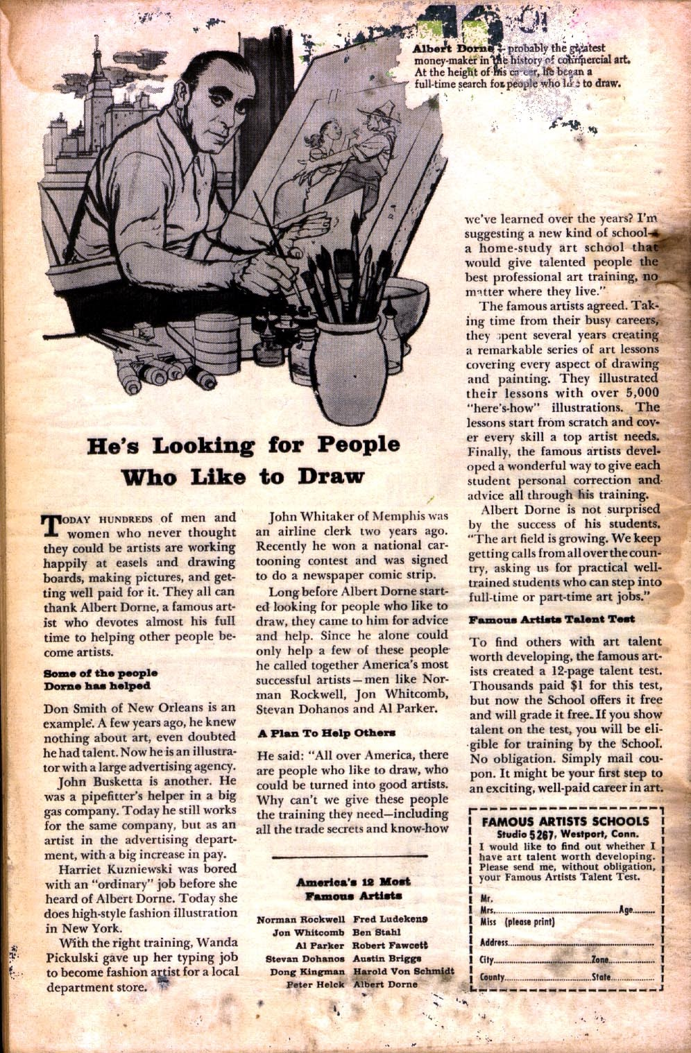 Gunsmoke Western issue 64 - Page 36