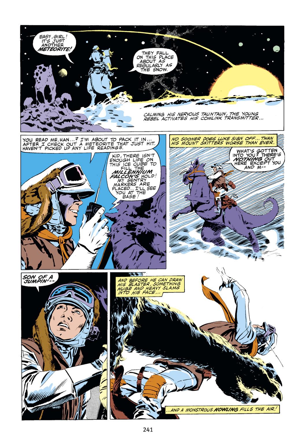 Read online Star Wars Omnibus comic -  Issue # Vol. 14 - 239