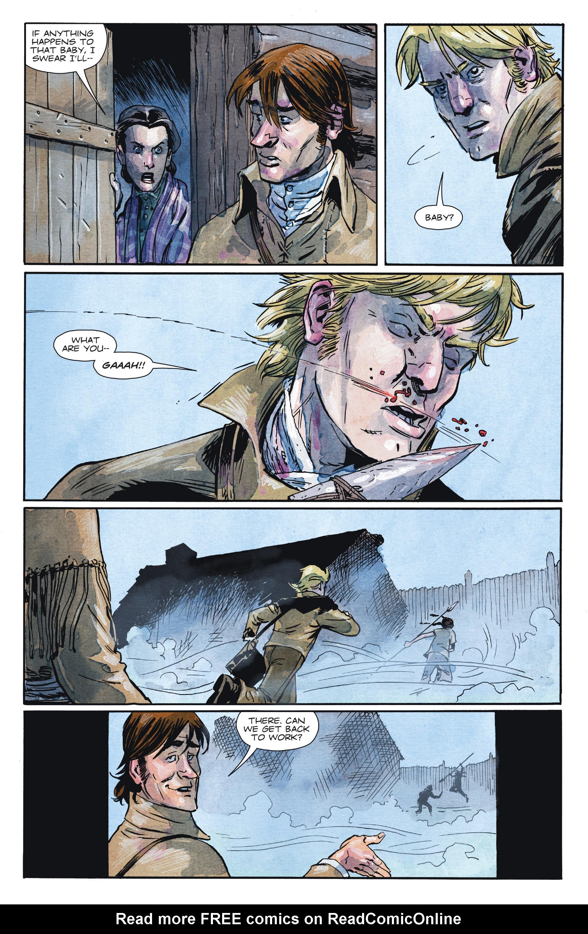 Read online Manifest Destiny comic -  Issue #28 - 8