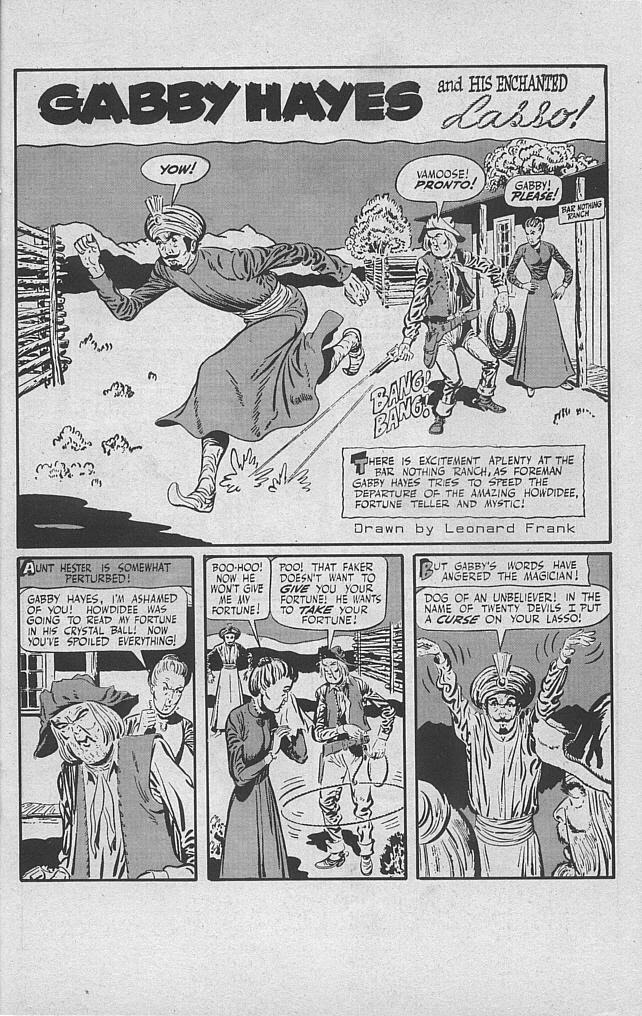 Read online Roy Rogers comic -  Issue #1 - 28