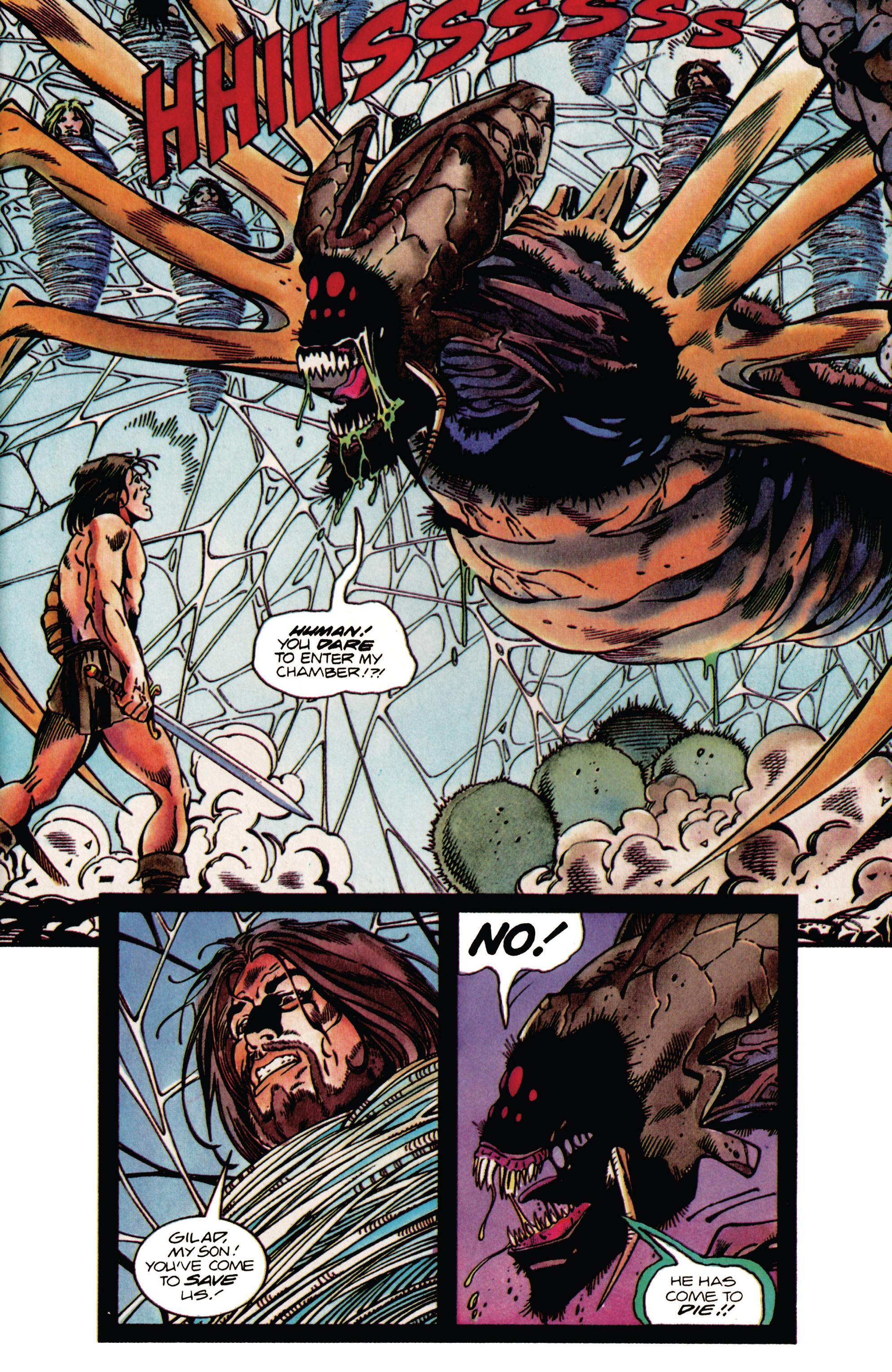Read online Eternal Warrior (1992) comic -  Issue #38 - 13