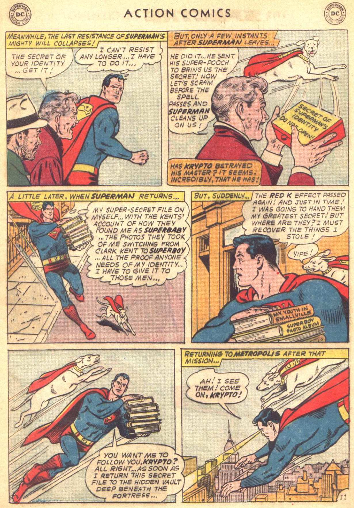 Read online Action Comics (1938) comic -  Issue #330 - 16