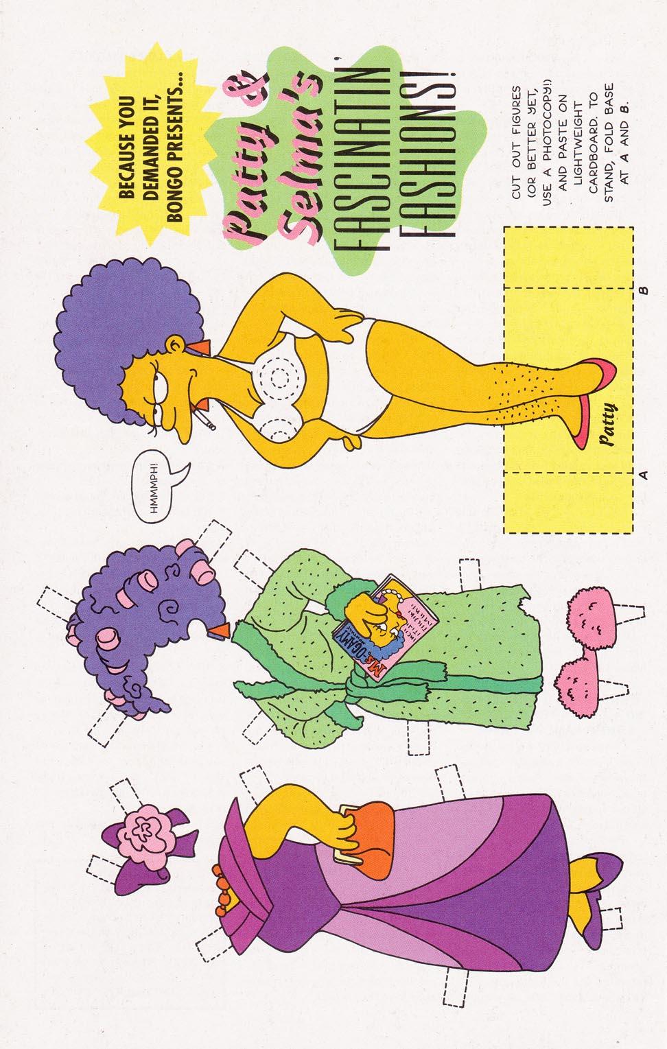 Read online Simpsons Comics comic -  Issue #2 - 30