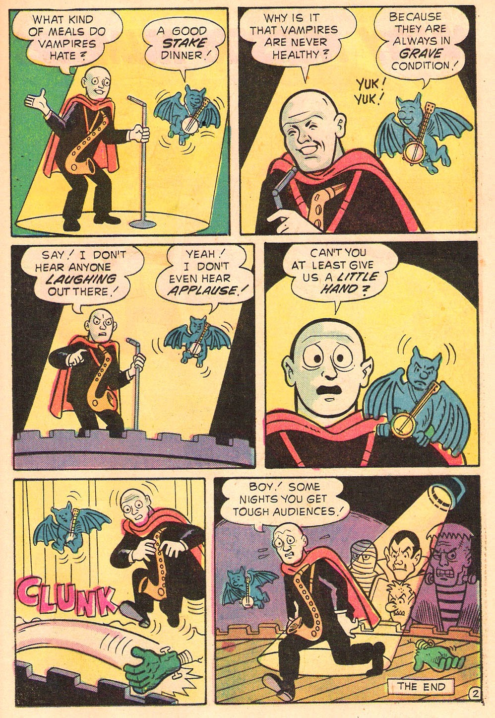Read online Madhouse Comics comic -  Issue #98 - 15
