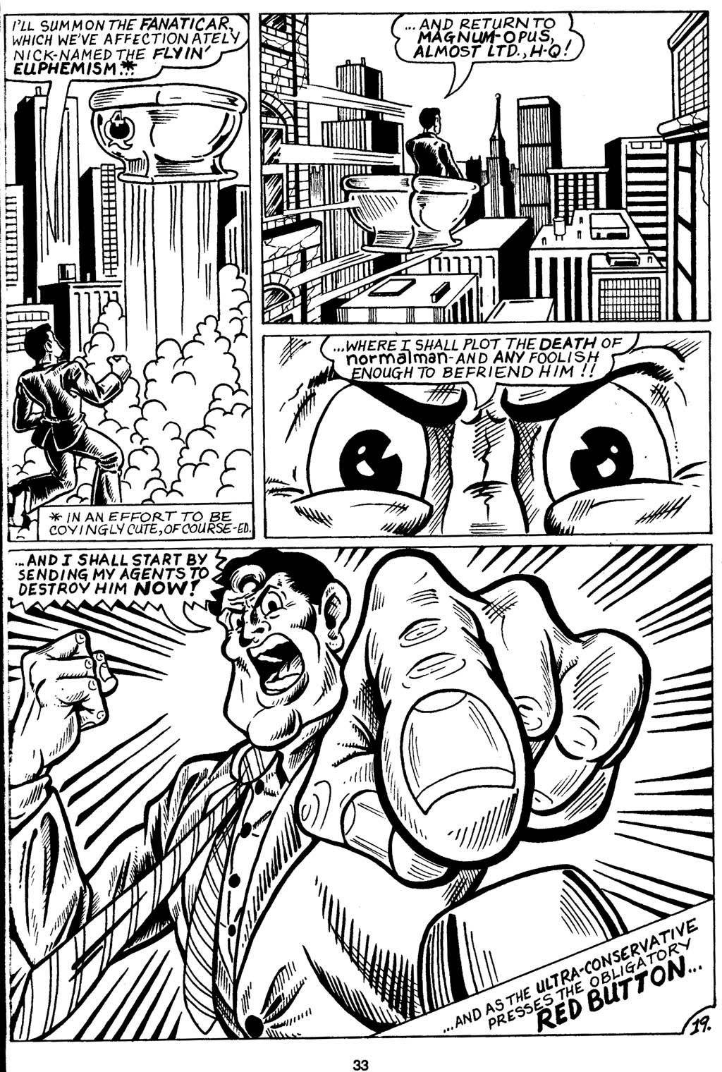 Read online Normalman - The Novel comic -  Issue # TPB (Part 1) - 38