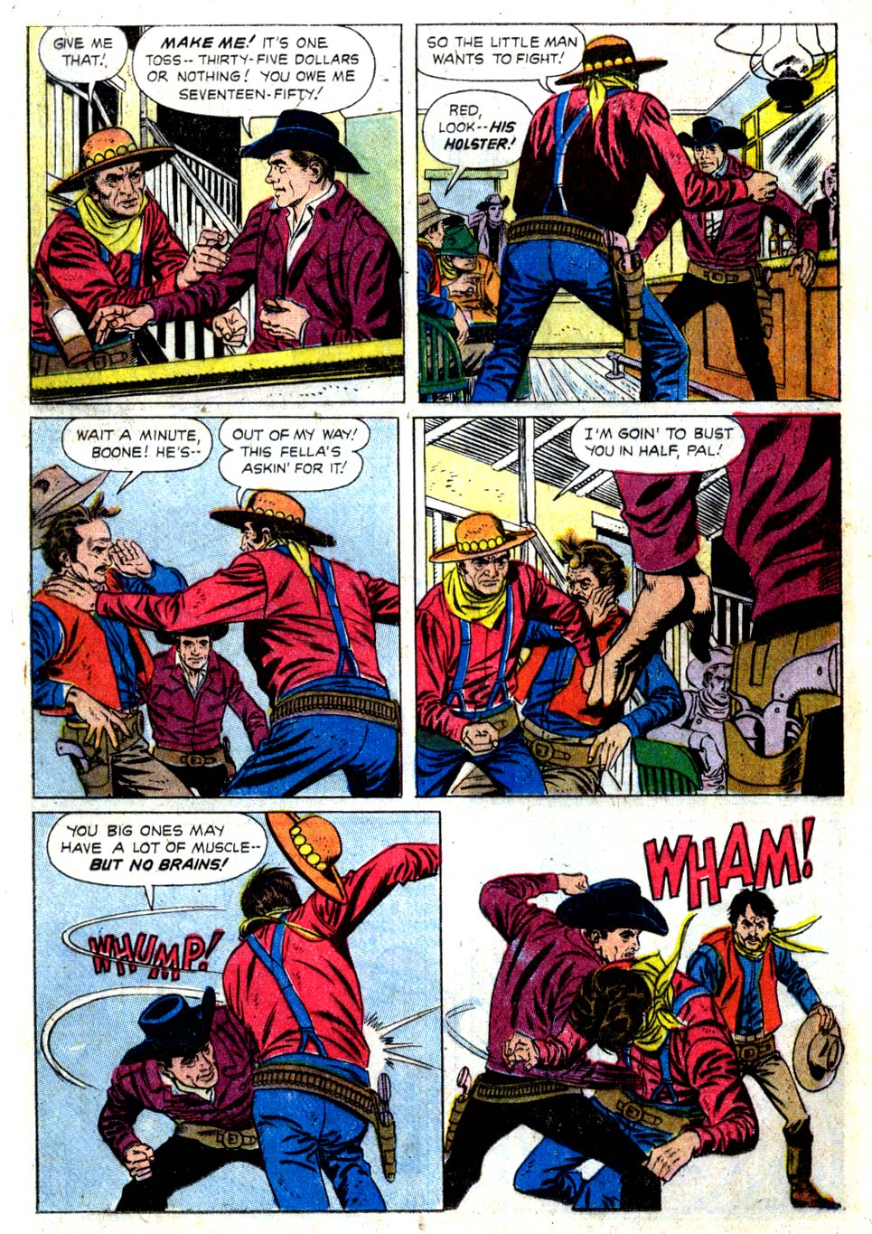 Four Color Comics issue 876 - Page 12