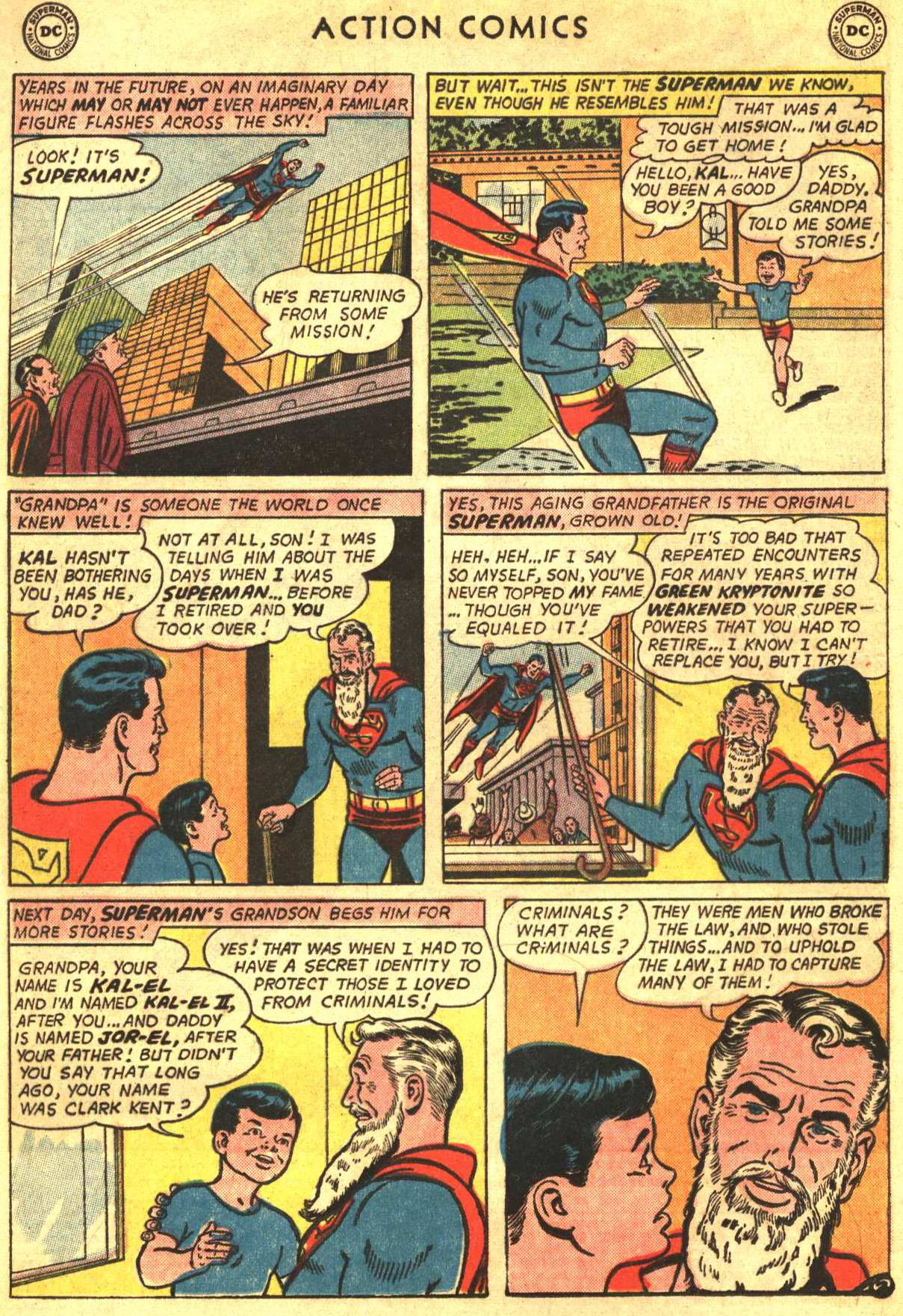Read online Action Comics (1938) comic -  Issue #327 - 4