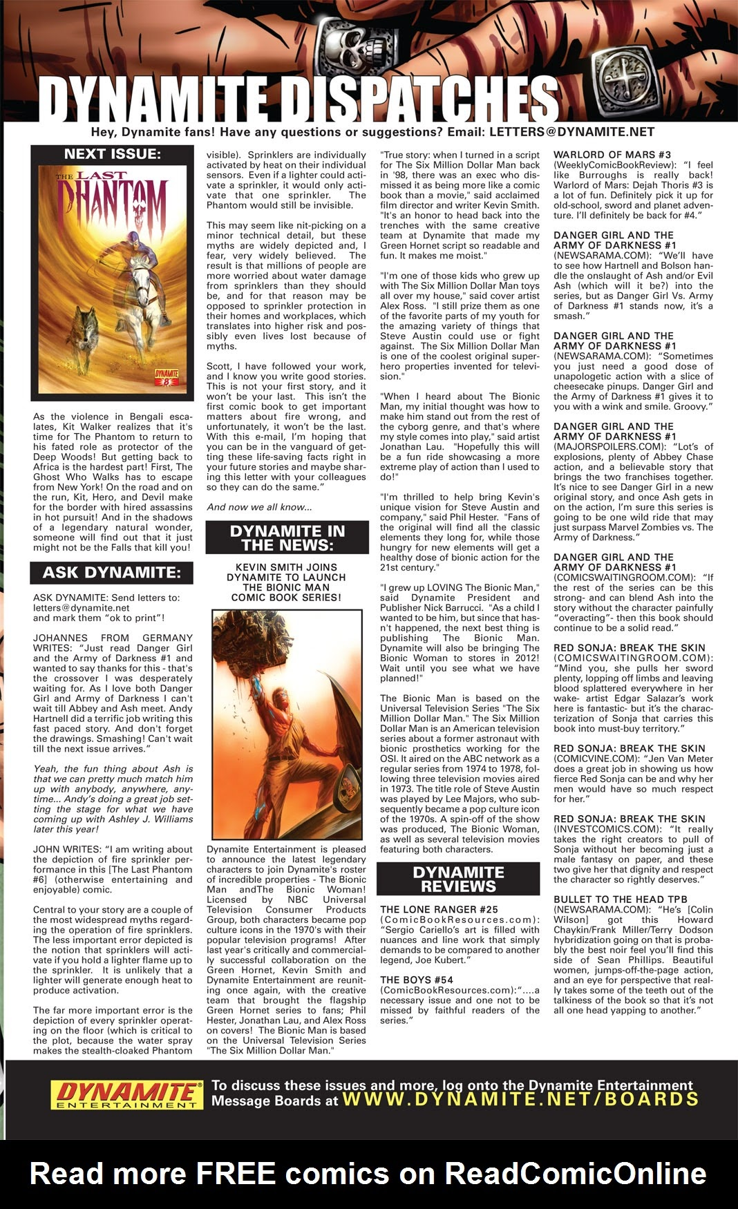 The Last Phantom 7 Page 28