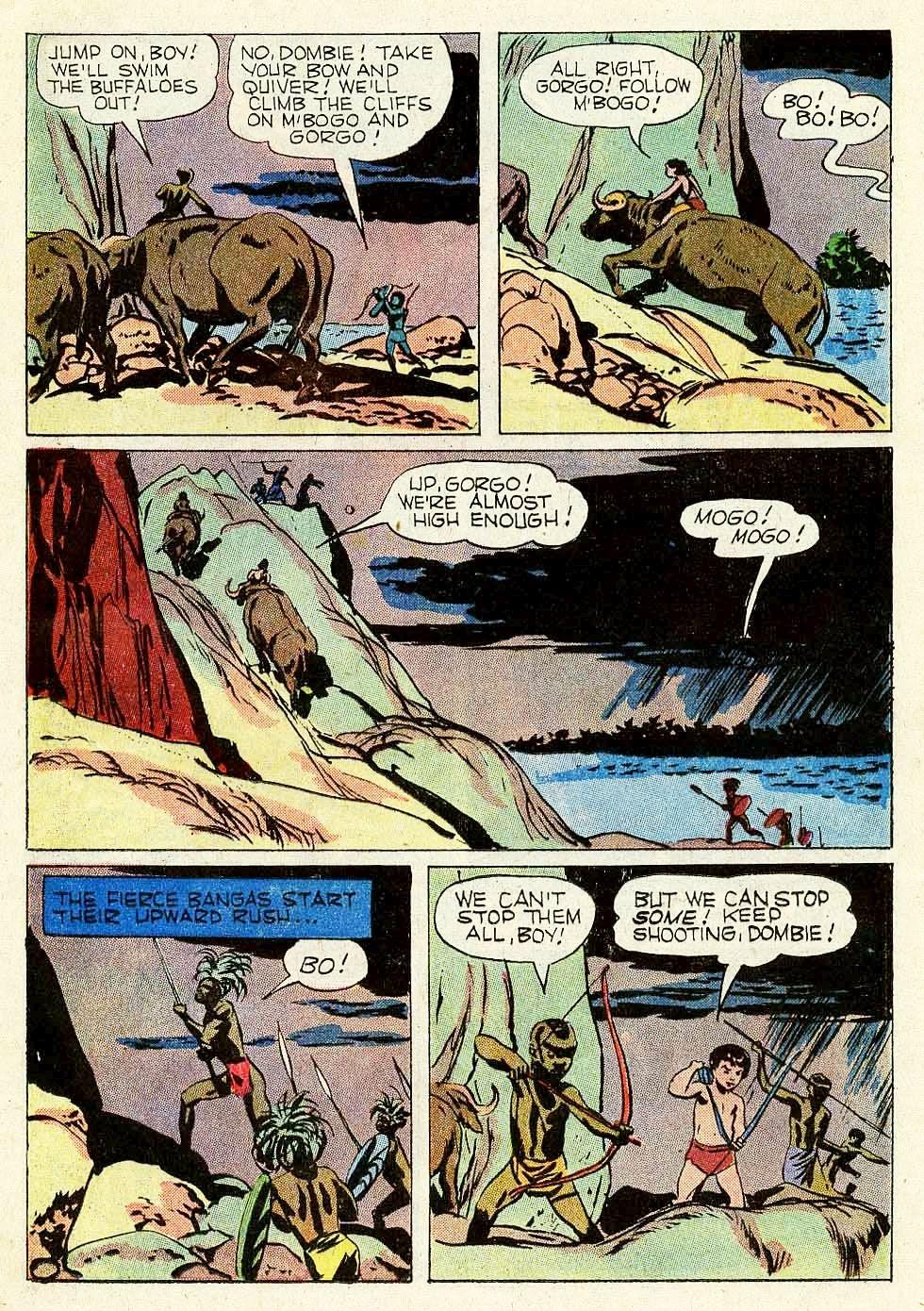 Tarzan (1948) issue 122 - Page 25