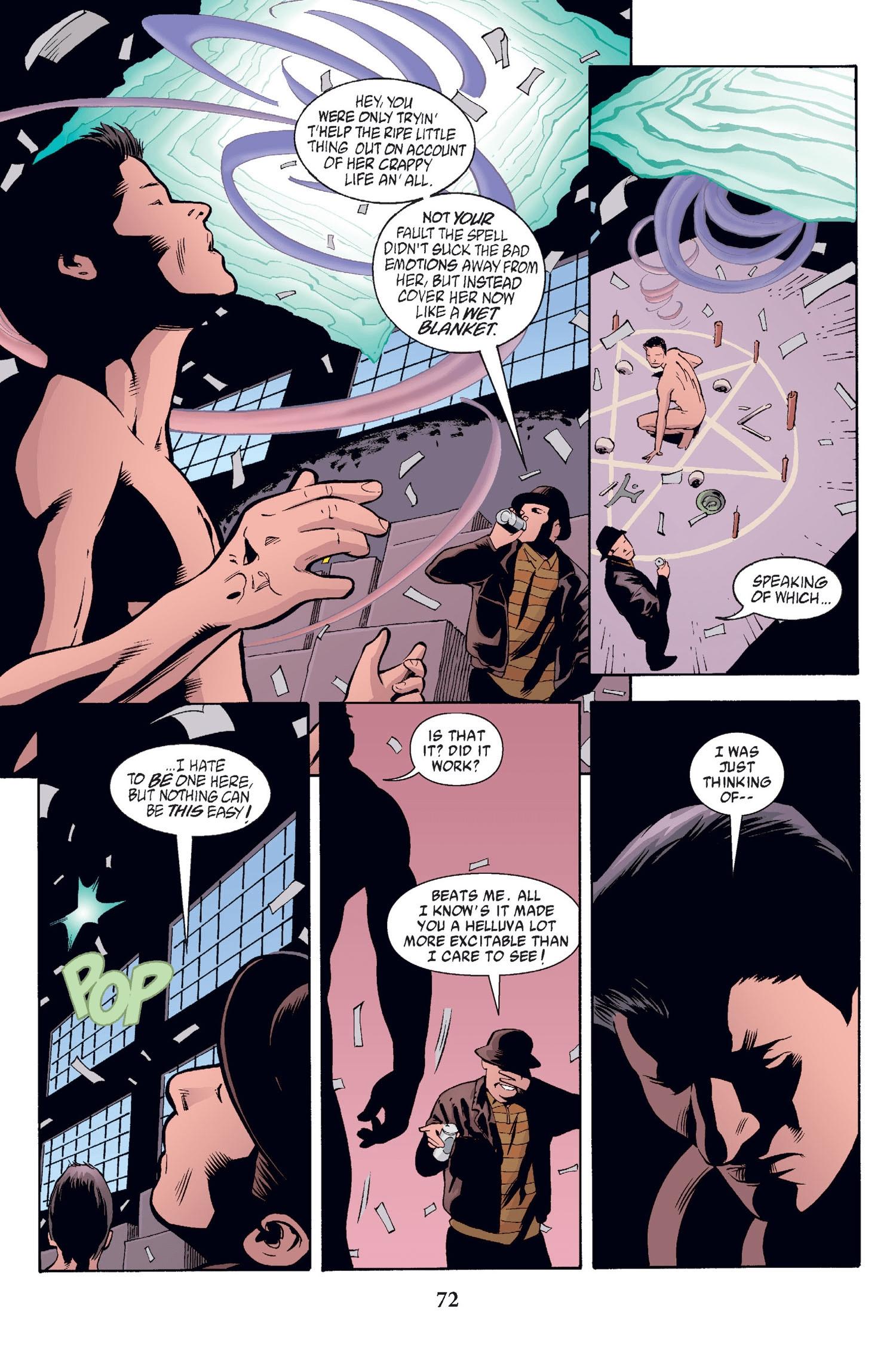 Read online Buffy the Vampire Slayer: Omnibus comic -  Issue # TPB 2 - 70
