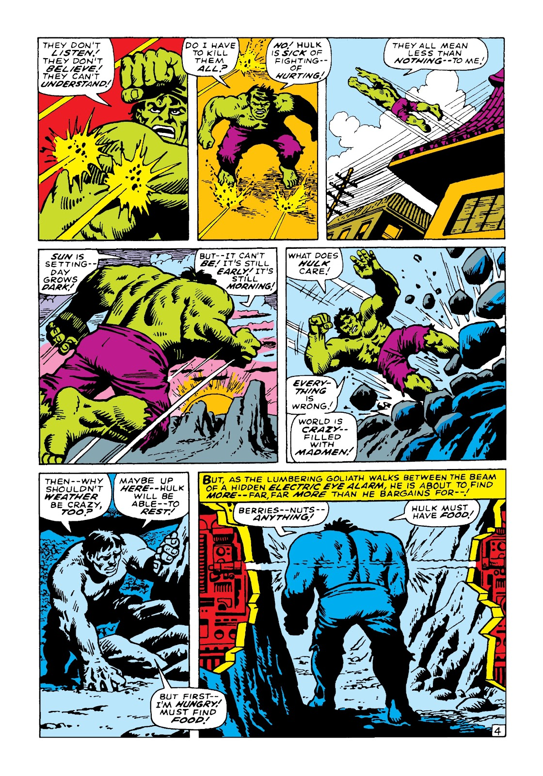 Read online Marvel Masterworks: The Incredible Hulk comic -  Issue # TPB 4 (Part 2) - 90