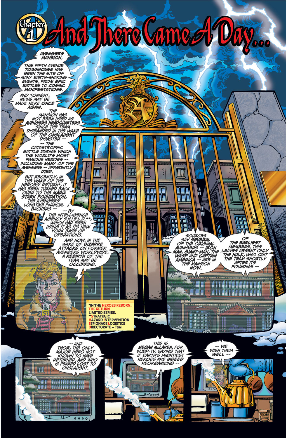 Avengers (1998) issue 1 - Page 10