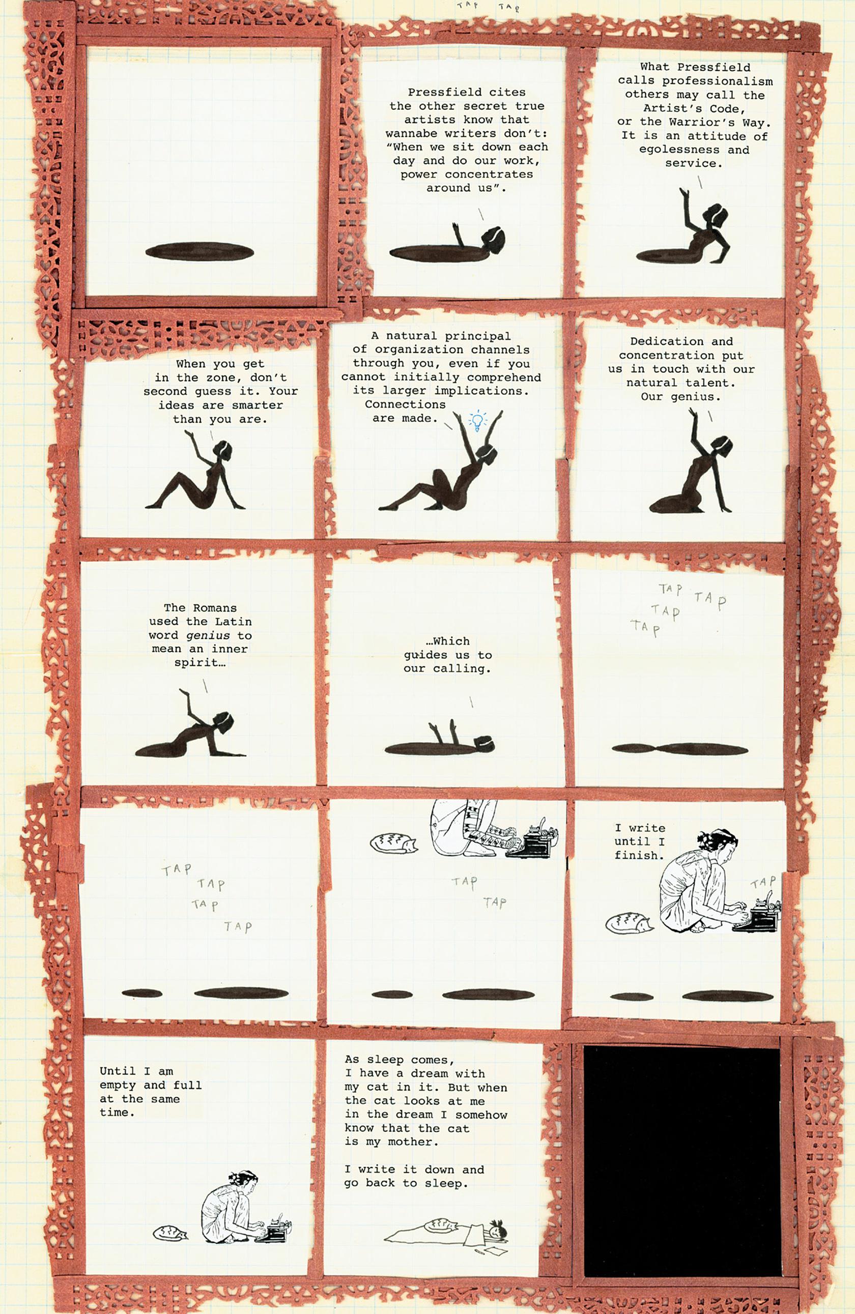 Read online Kabuki (2004) comic -  Issue #7 - 26