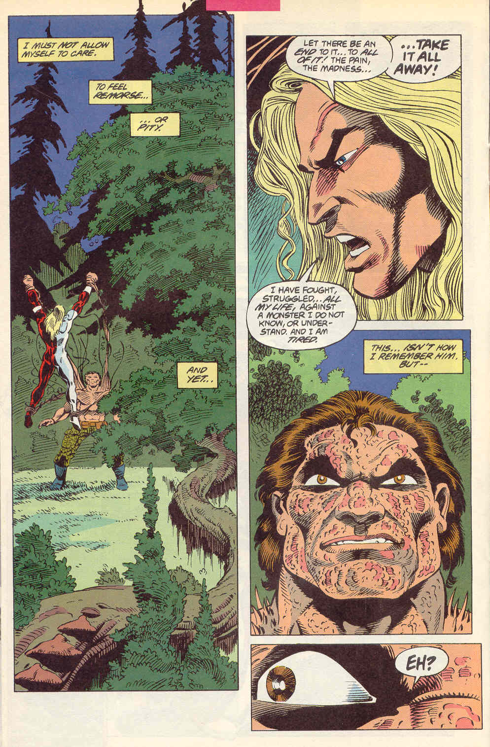 Read online Alpha Flight (1983) comic -  Issue #115 - 15