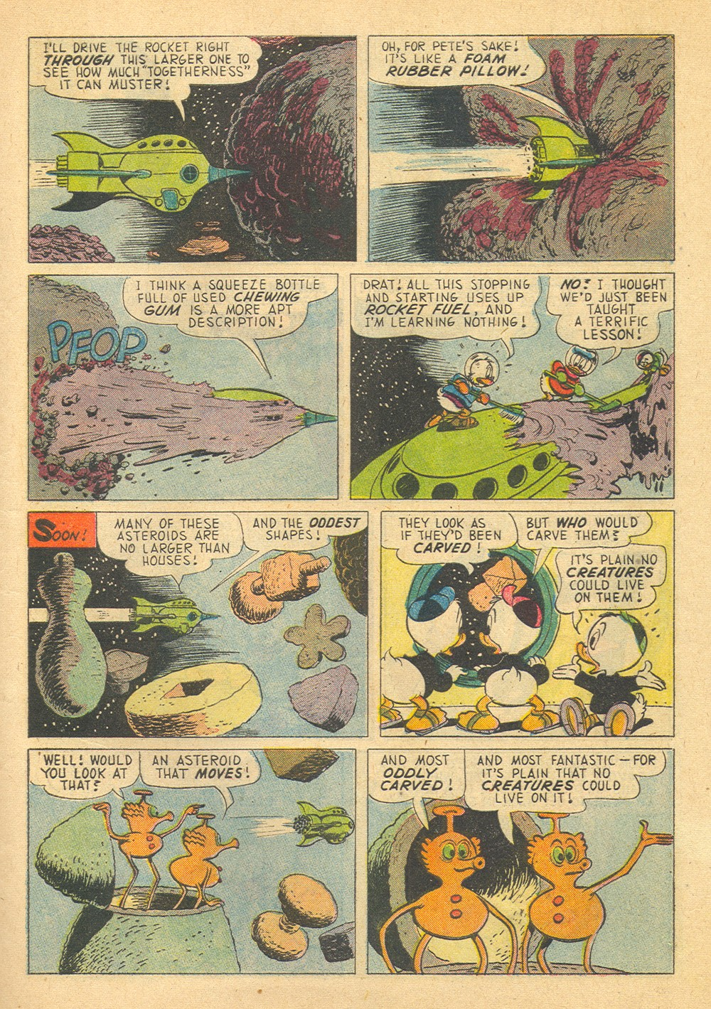 Read online Uncle Scrooge (1953) comic -  Issue #29 - 9