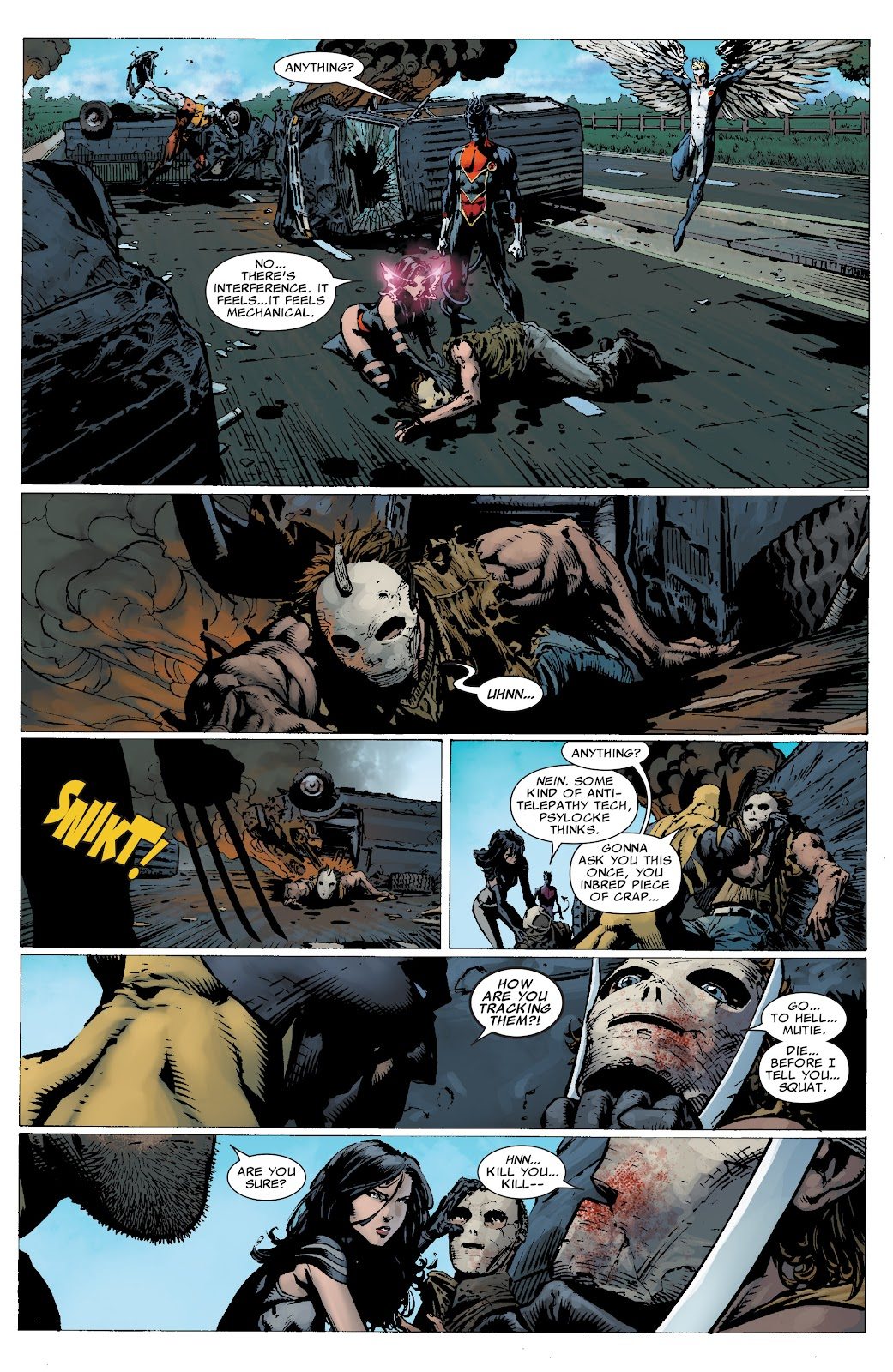 Read online X-Men: Second Coming comic -  Issue # _TPB (Part 1) - 37