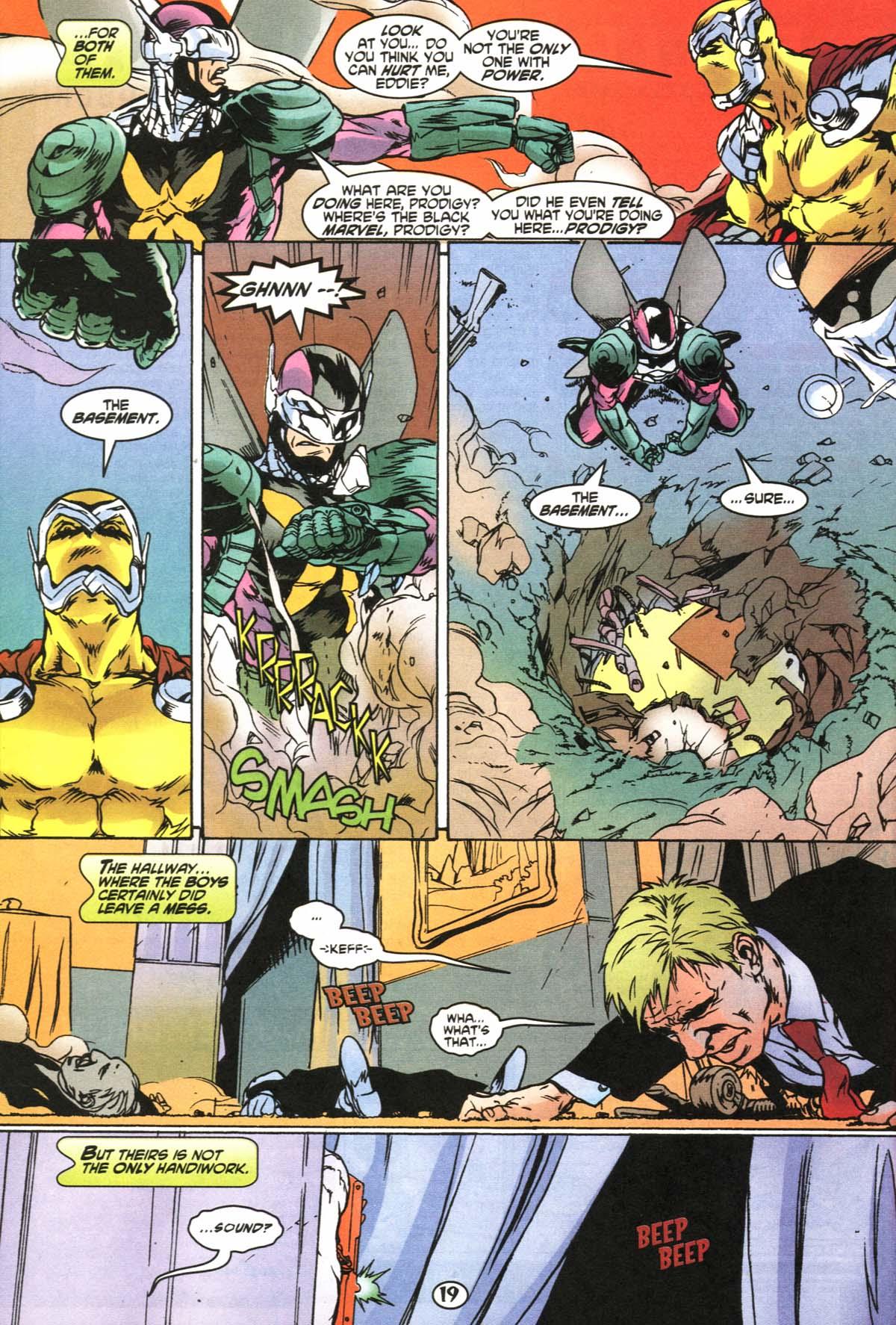 Read online Slingers comic -  Issue #4 - 20