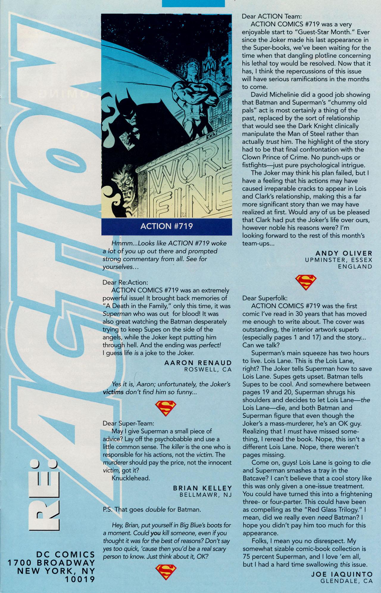 Action Comics (1938) 723 Page 32