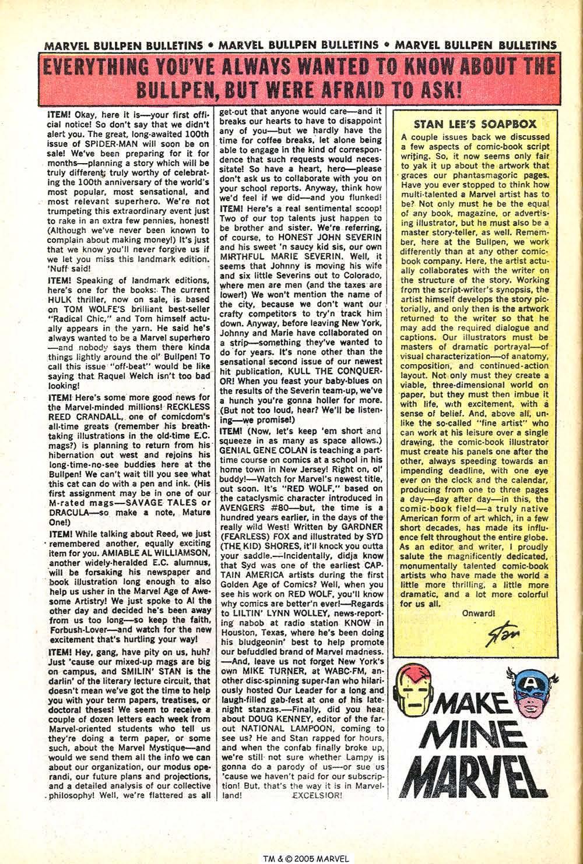Uncanny X-Men (1963) issue 71 - Page 32