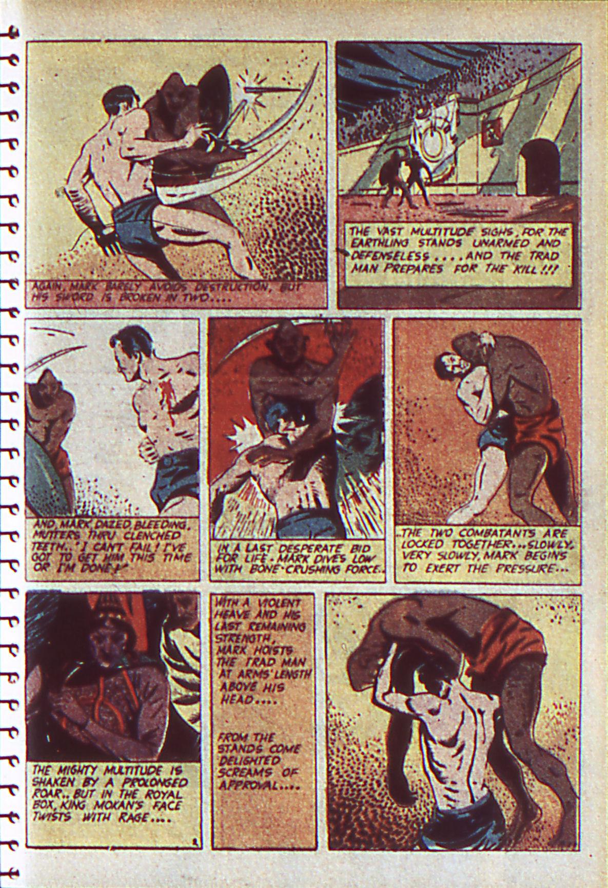 Read online Adventure Comics (1938) comic -  Issue #55 - 22