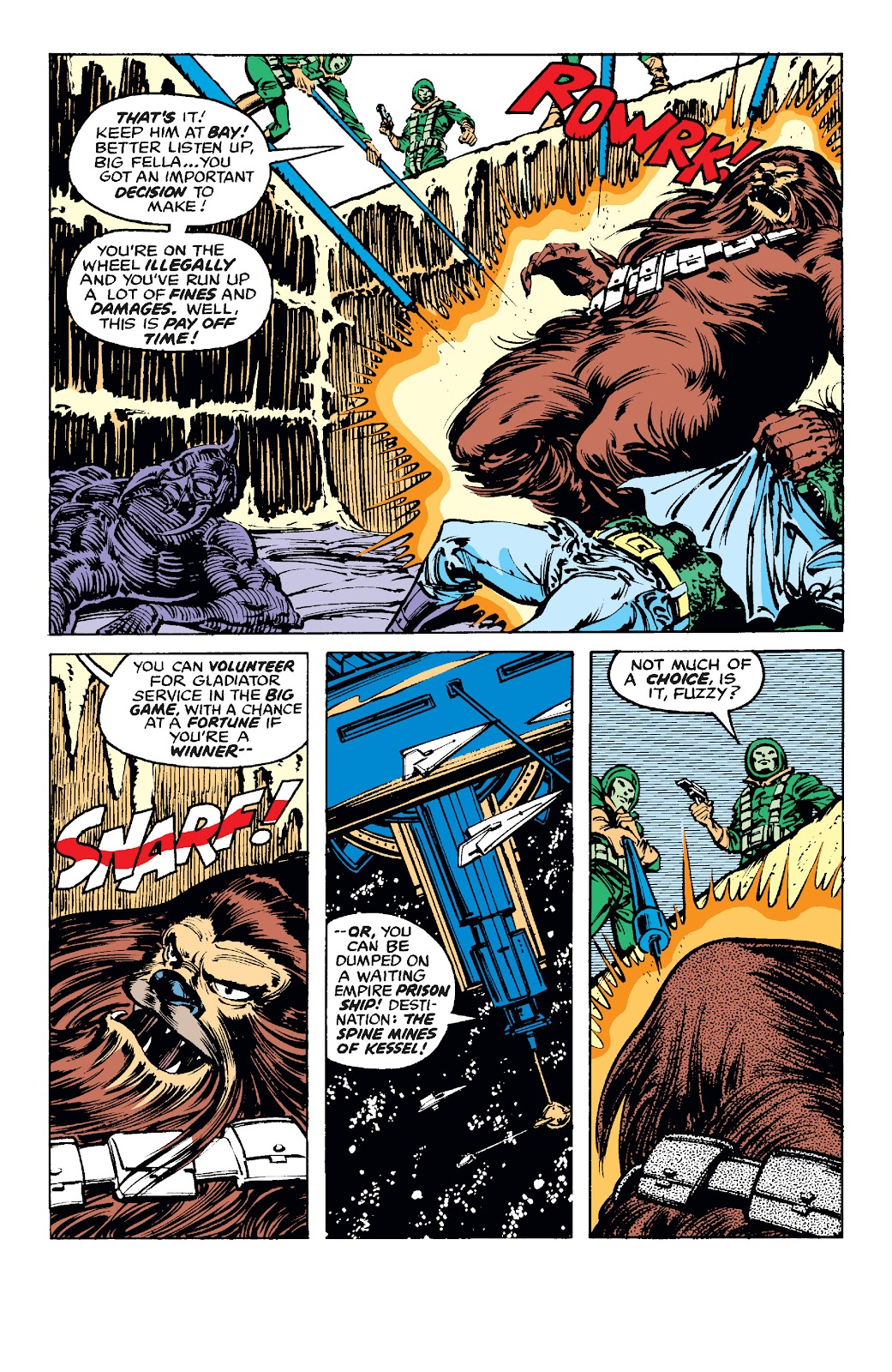 Read online Star Wars Legends: The Original Marvel Years - Epic Collection comic -  Issue # TPB 1 (Part 4) - 48