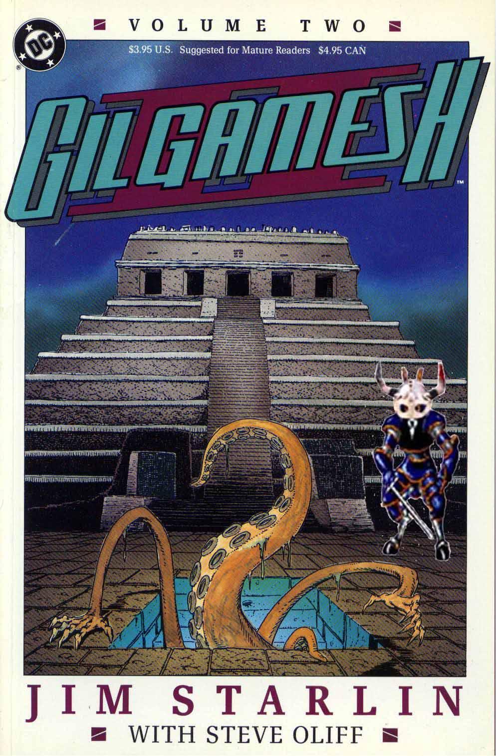 Gilgamesh II 2 Page 1