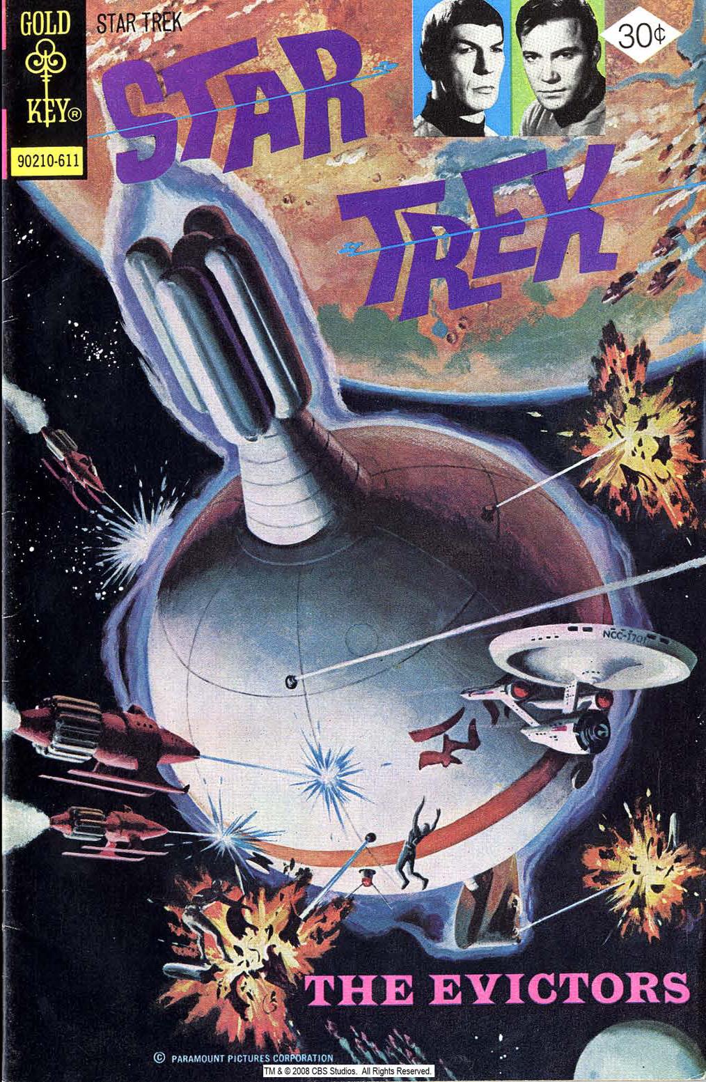 Star Trek (1967) issue 41 - Page 1