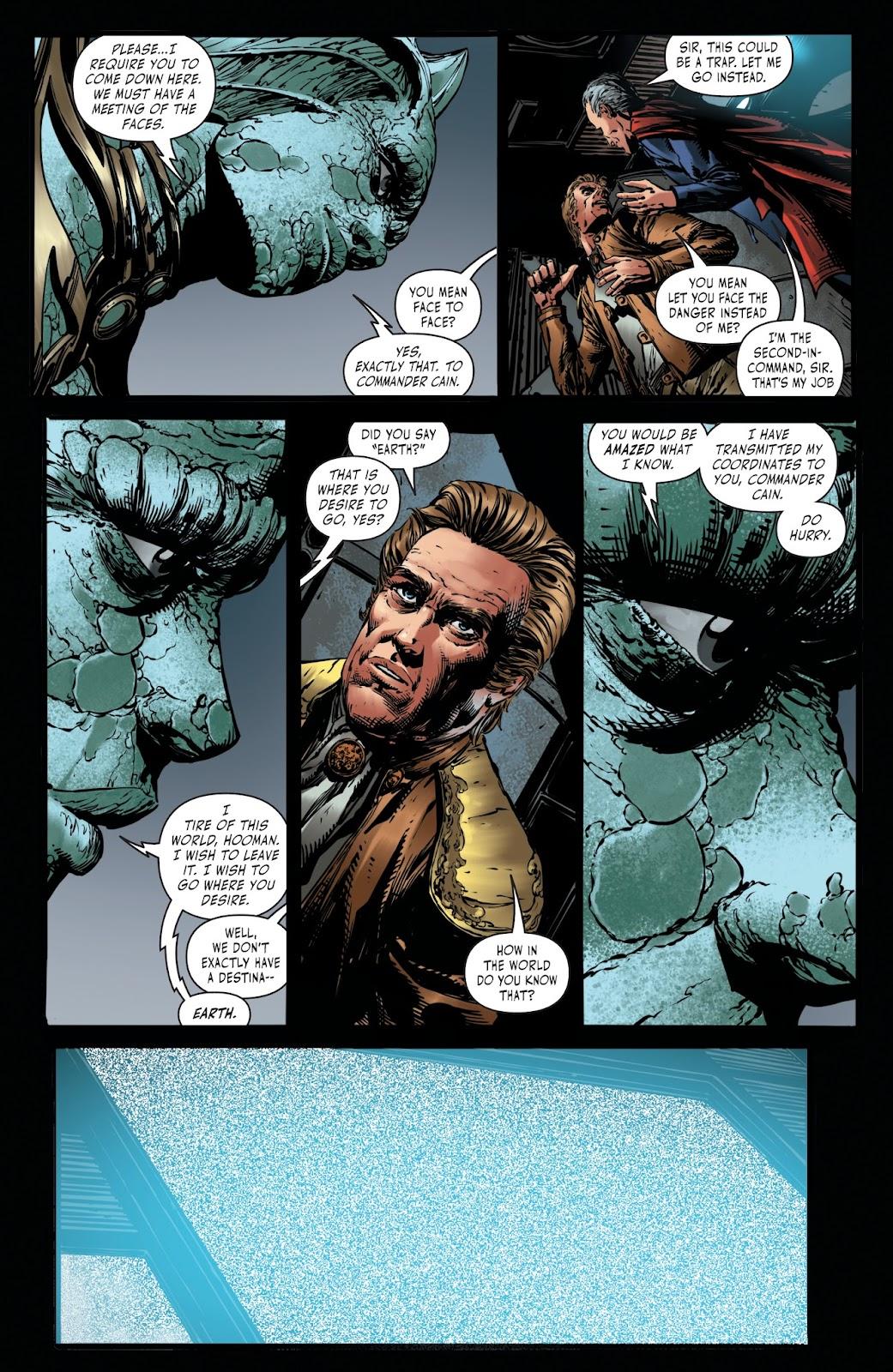 Battlestar Galactica BSG vs. BSG issue 1 - Page 10
