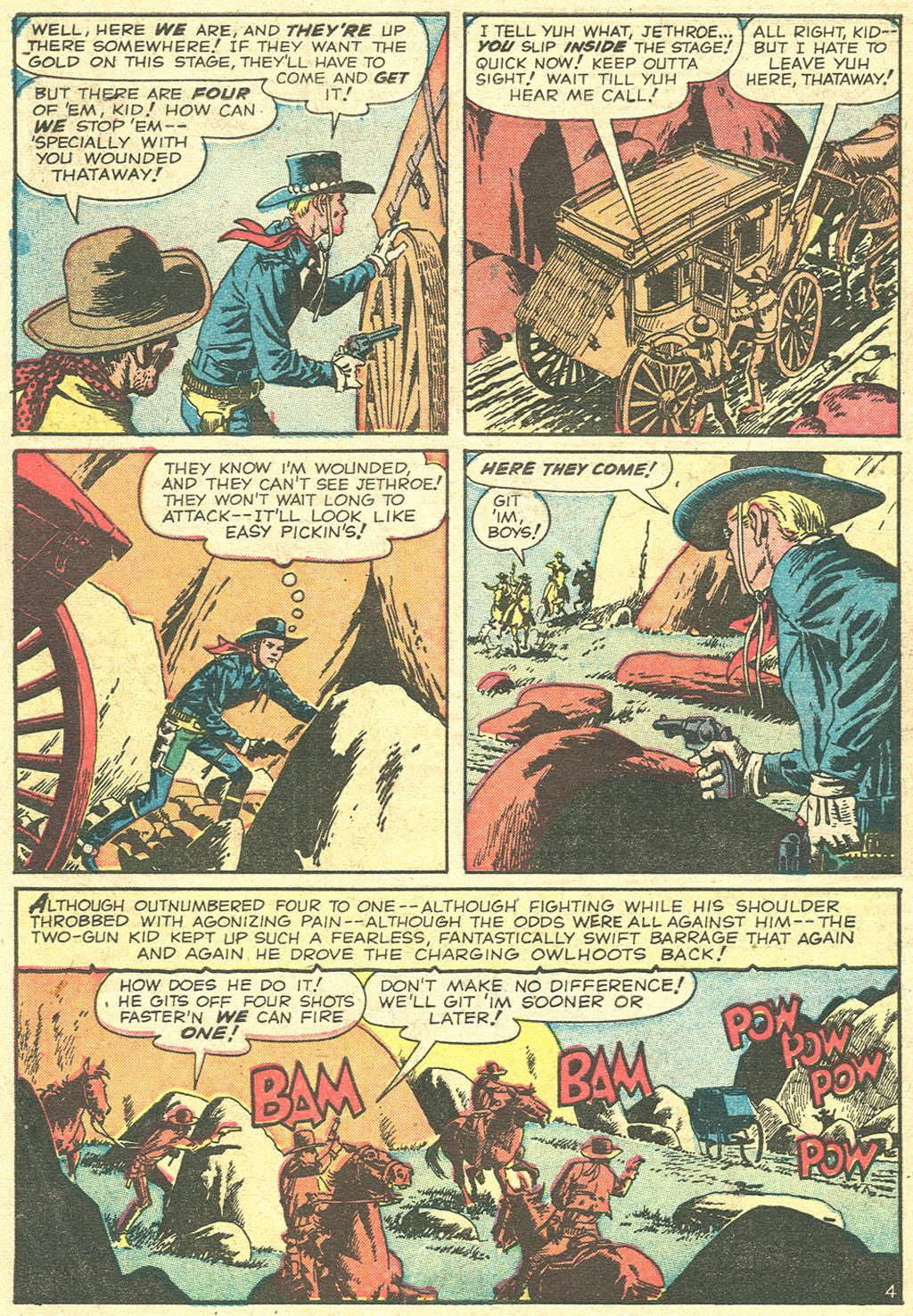 Read online Two-Gun Kid comic -  Issue #51 - 6
