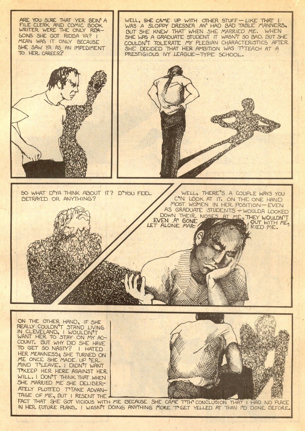 American Splendor (1976) issue 7 - Page 23