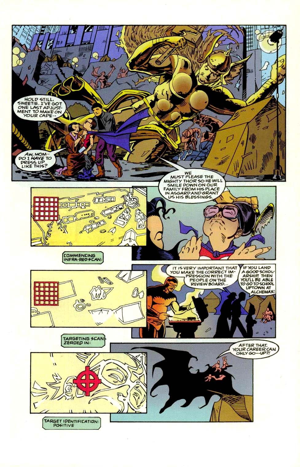 Read online 2099 Unlimited comic -  Issue #9 - 16