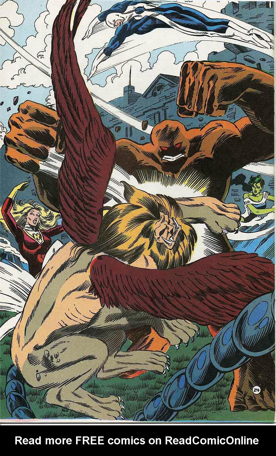 Elementals (1984) issue 19 - Page 26