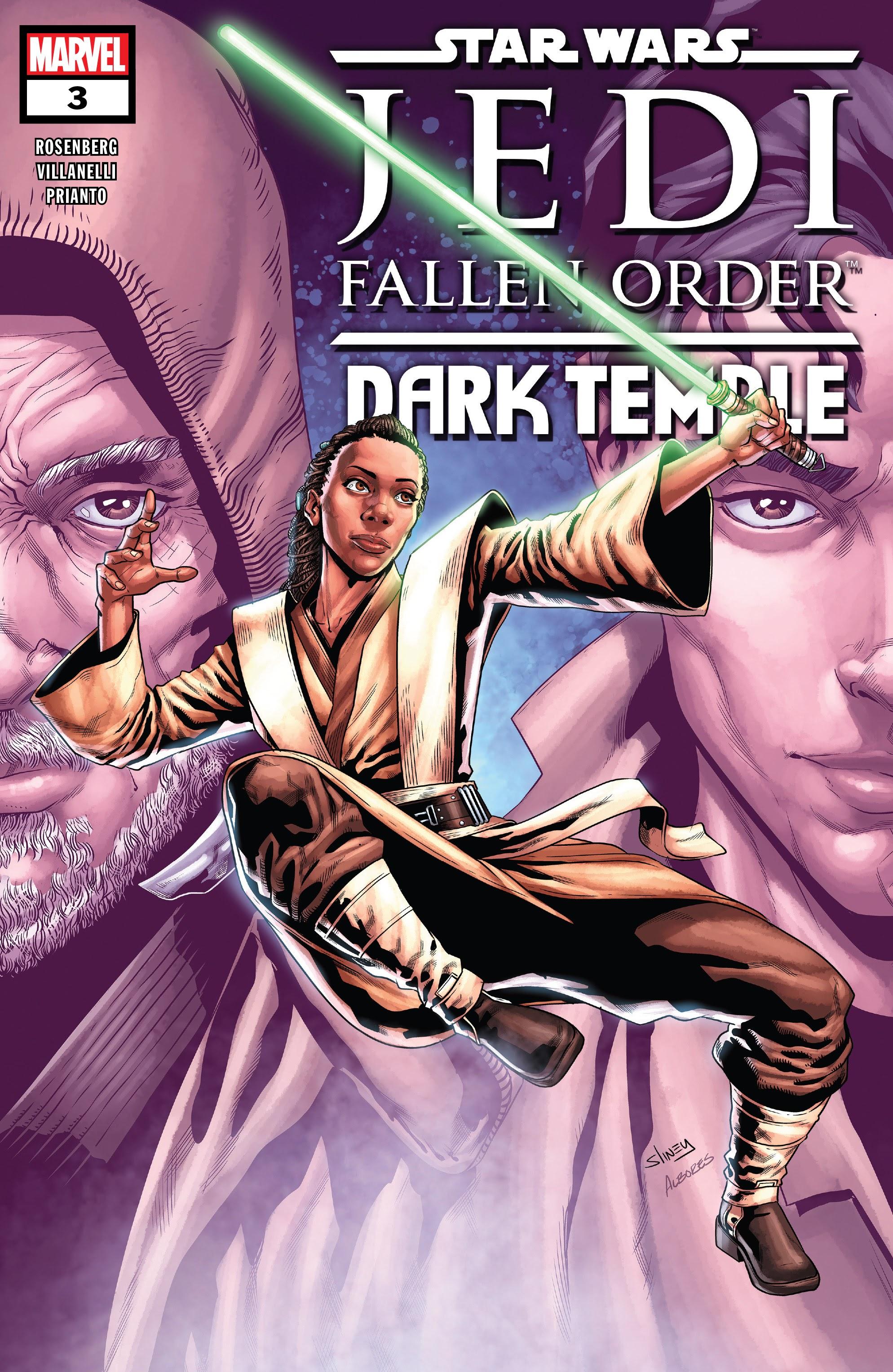 Star Wars: Jedi Fallen Order–Dark Temple 3 Page 1