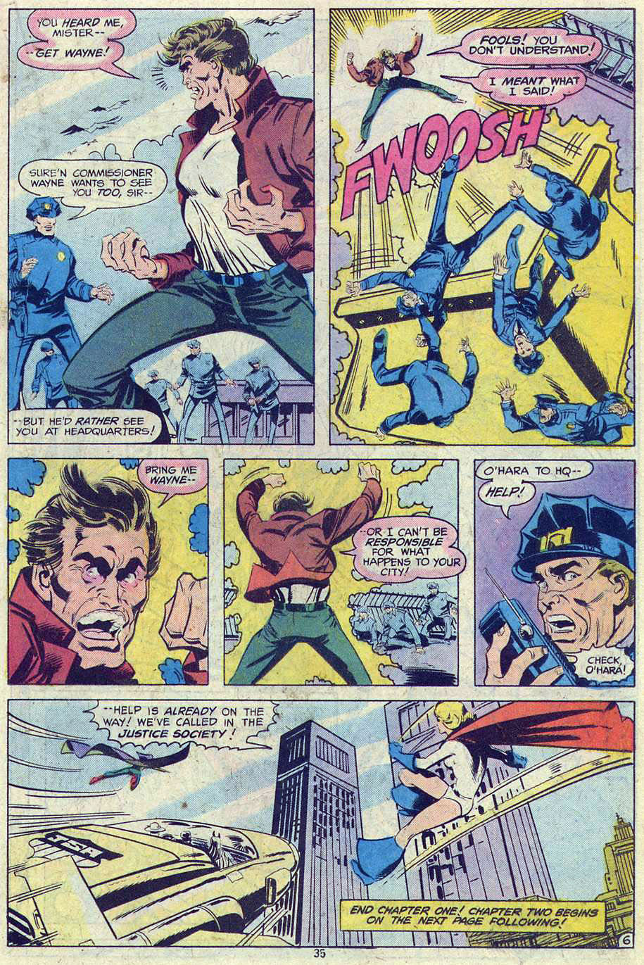 Read online Adventure Comics (1938) comic -  Issue #461 - 35