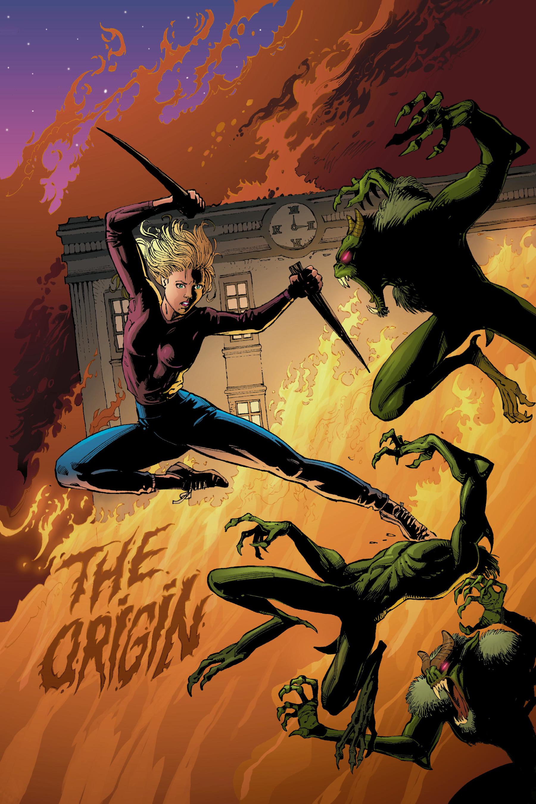 Read online Buffy the Vampire Slayer: Omnibus comic -  Issue # TPB 1 - 37