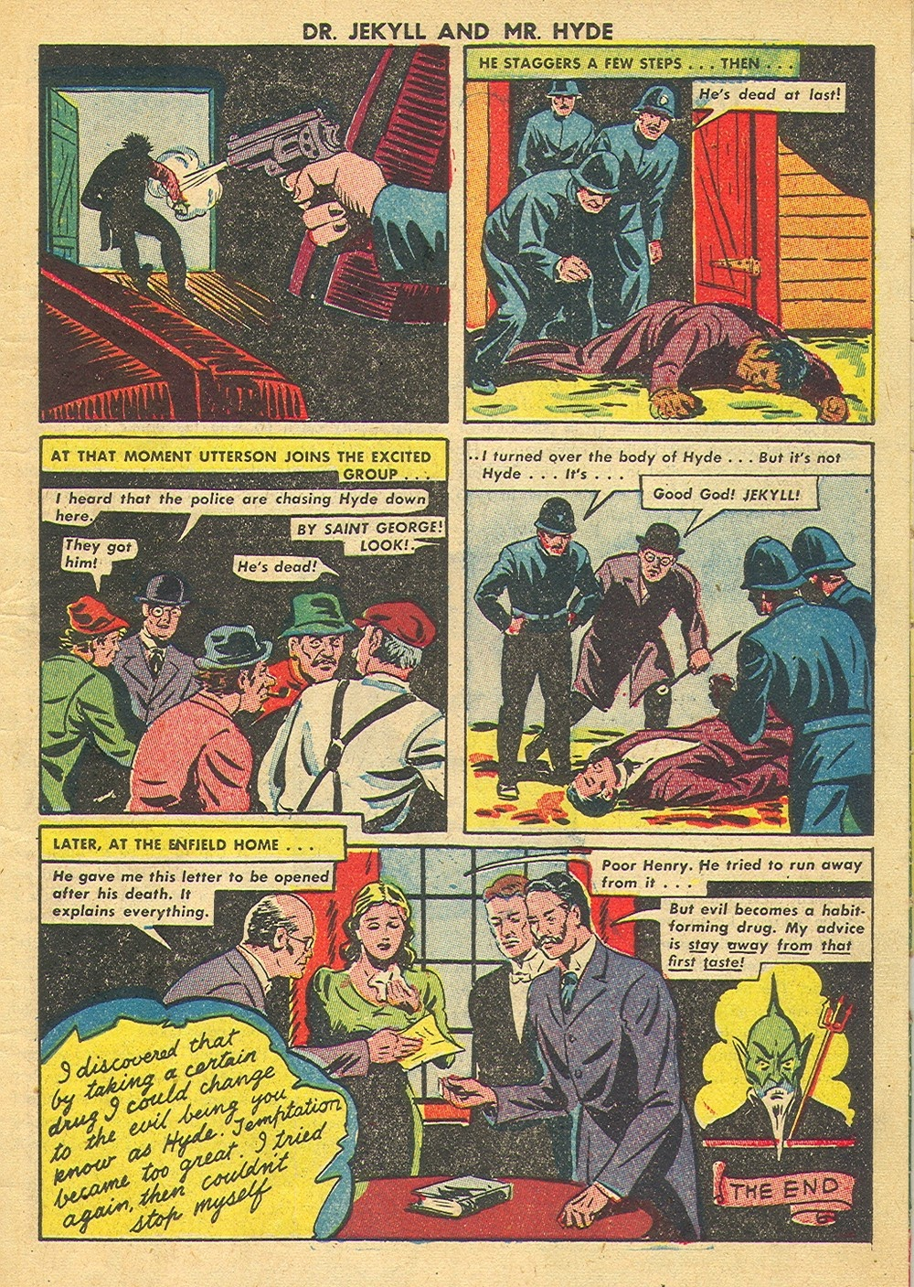 Classics Illustrated issue 13 - Page 55