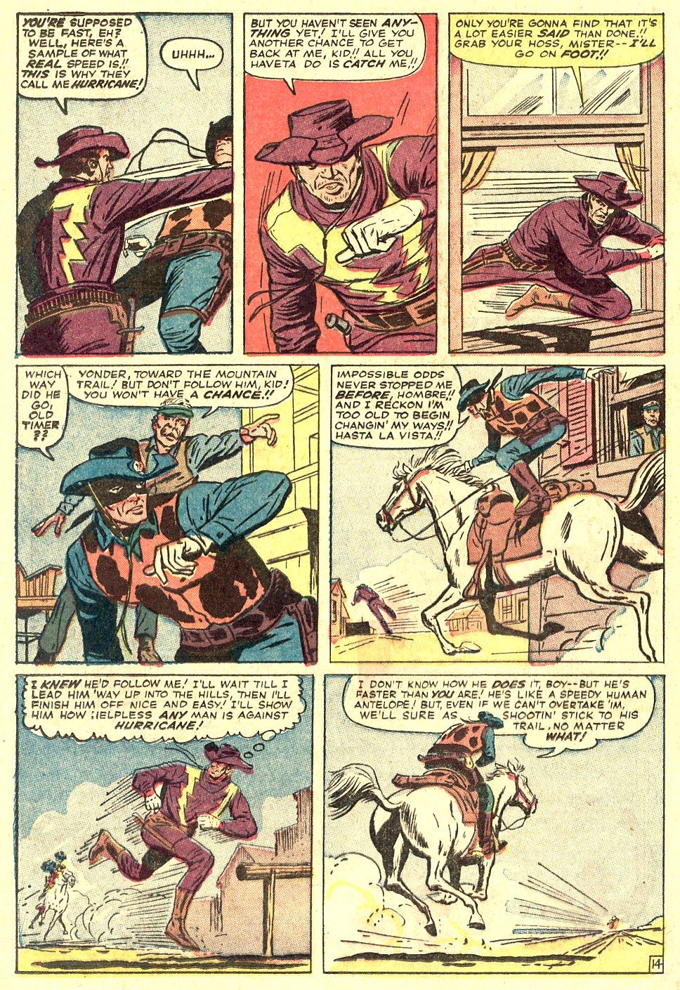 Read online Two-Gun Kid comic -  Issue #70 - 20