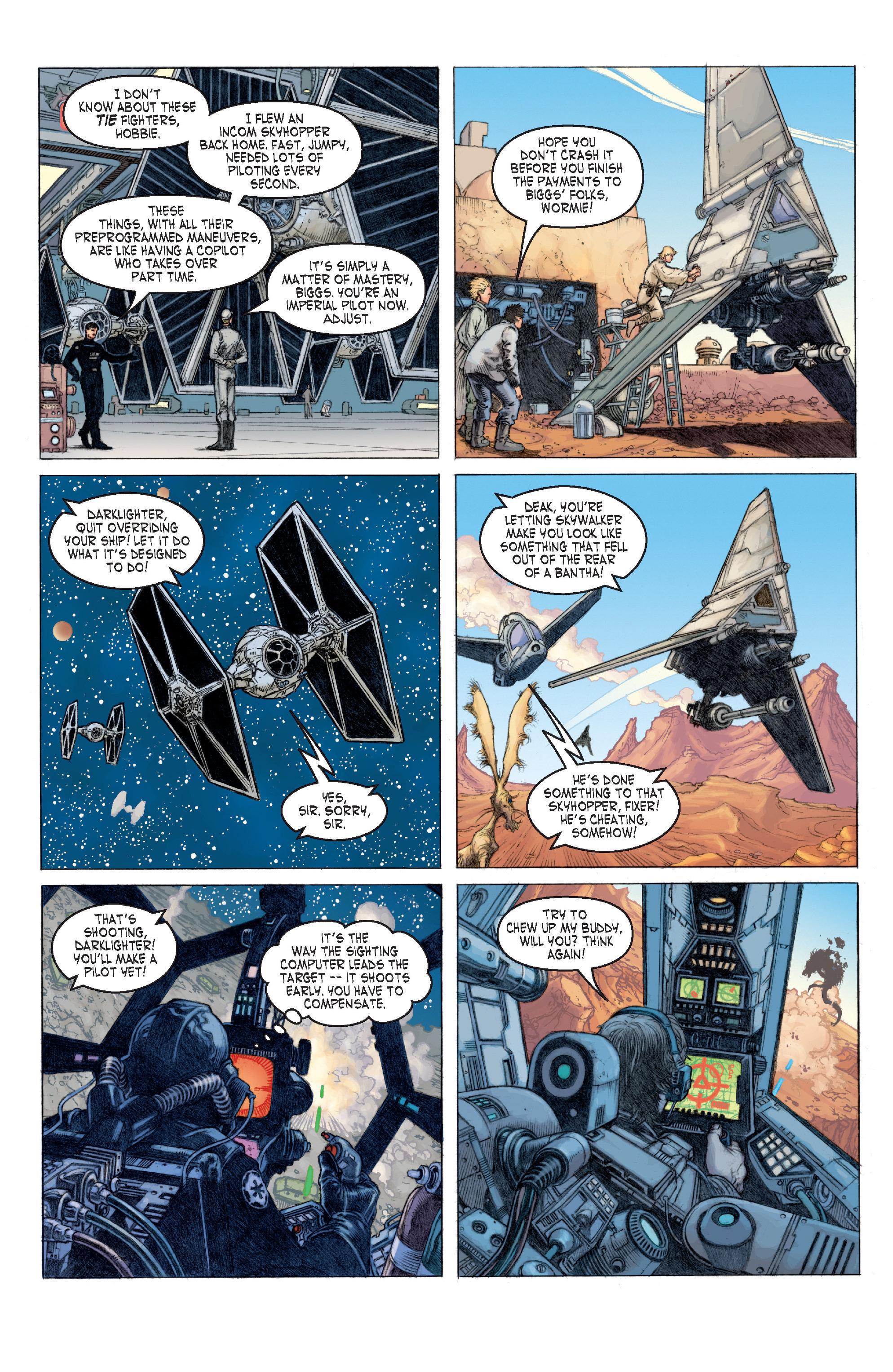 Read online Star Wars Omnibus comic -  Issue # Vol. 22 - 31