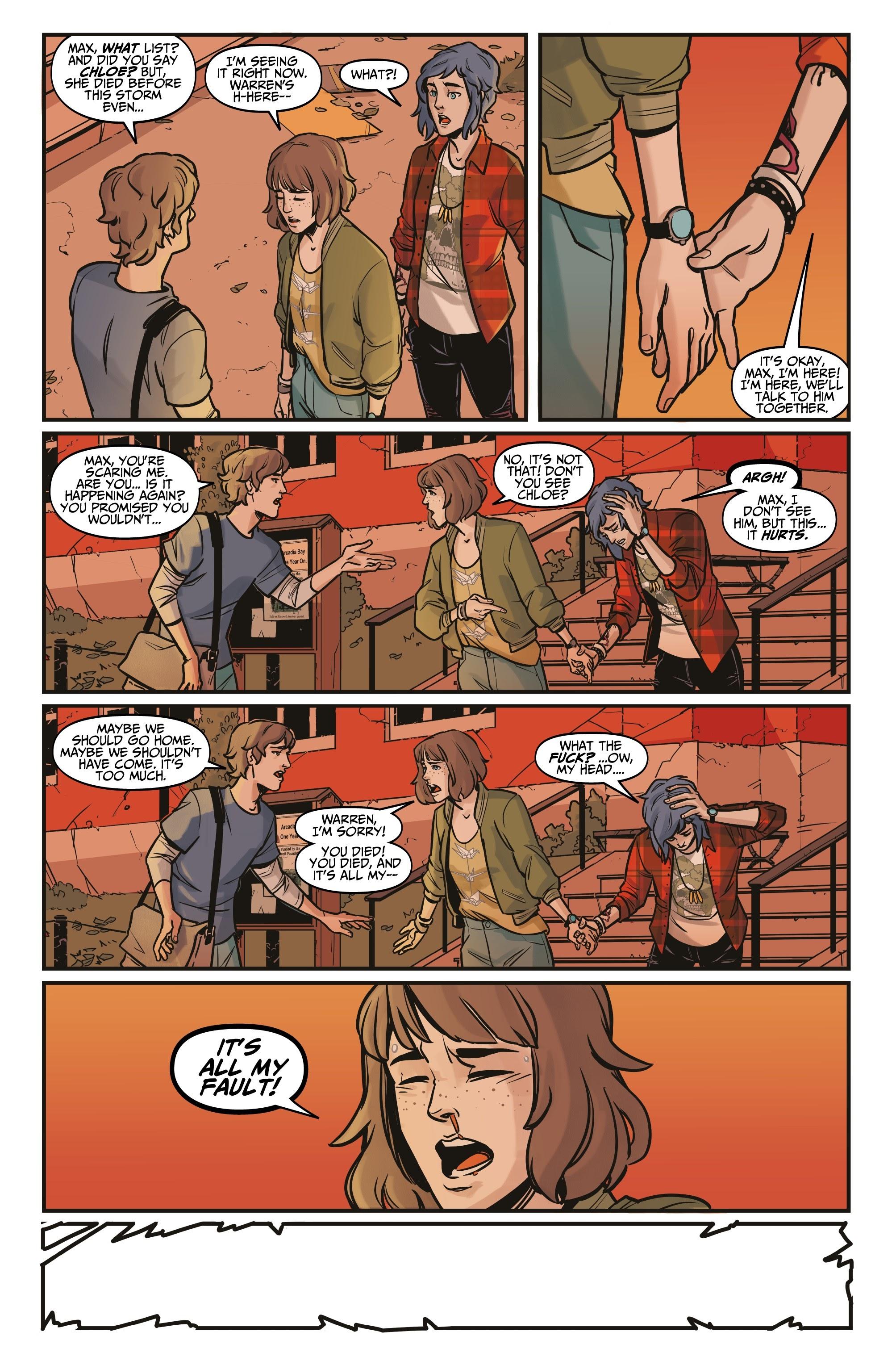 Life is Strange #3 #3 - English 18