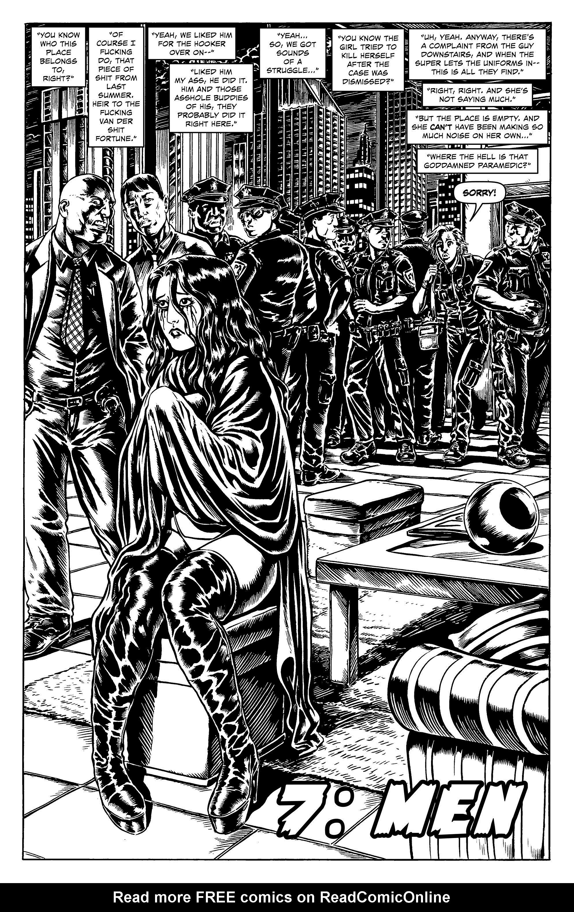Read online Alan Moore's Cinema Purgatorio comic -  Issue #7 - 15