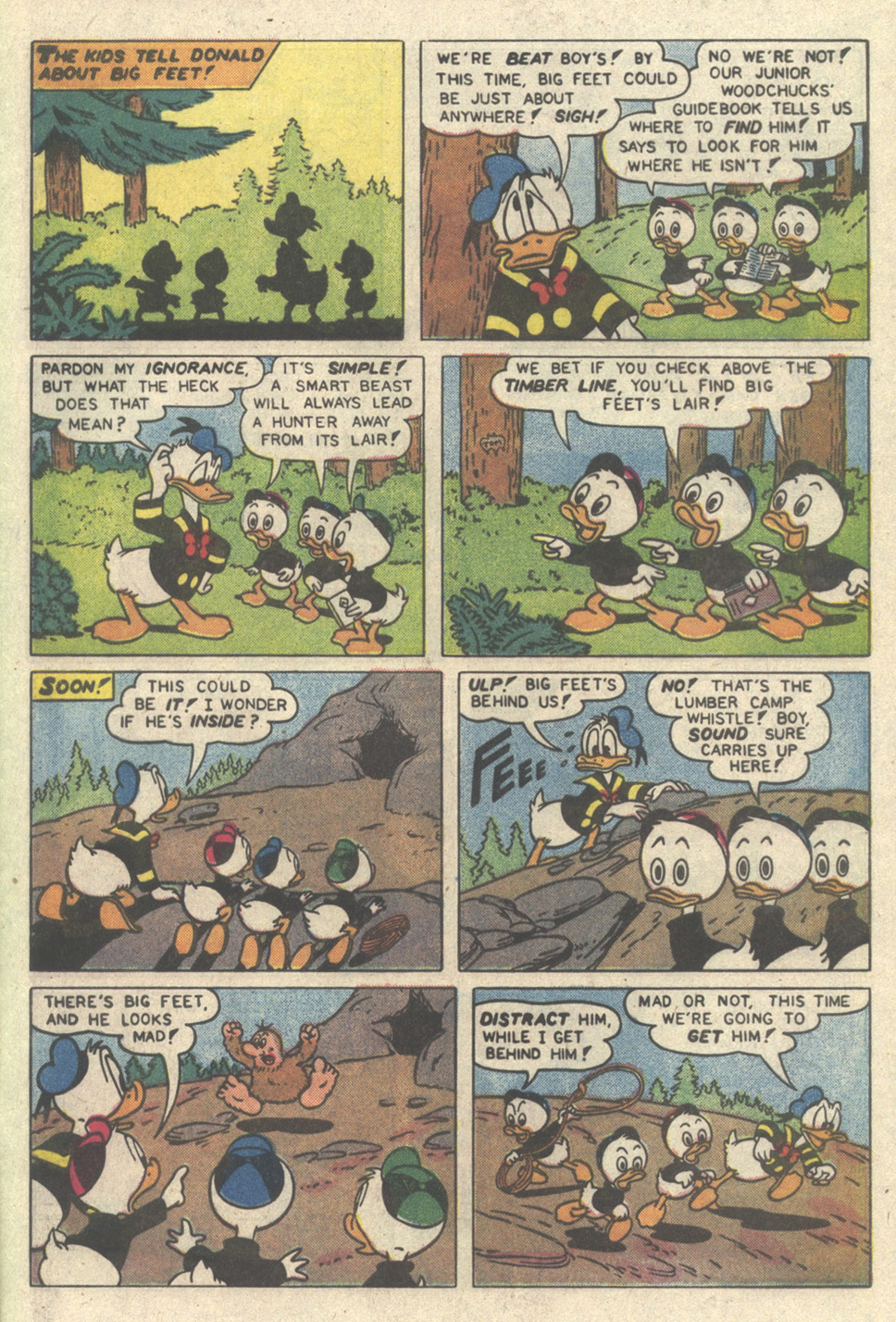 Walt Disney's Donald Duck (1986) issue 249 - Page 33