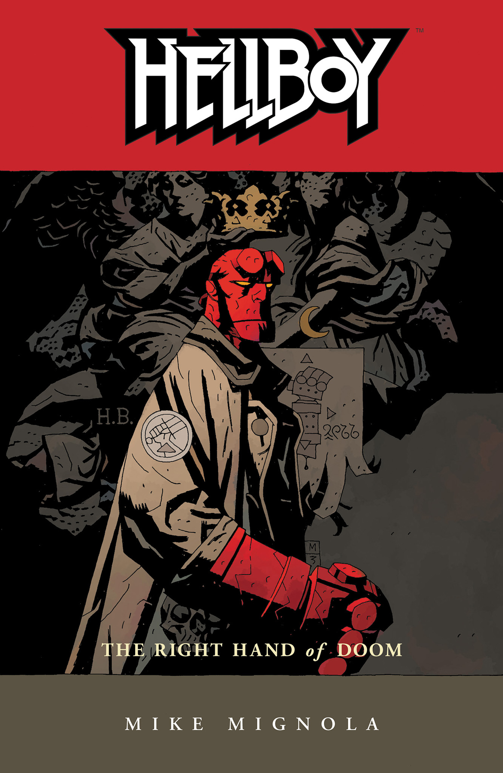 Hellboy: The Right Hand of Doom TPB Page 1