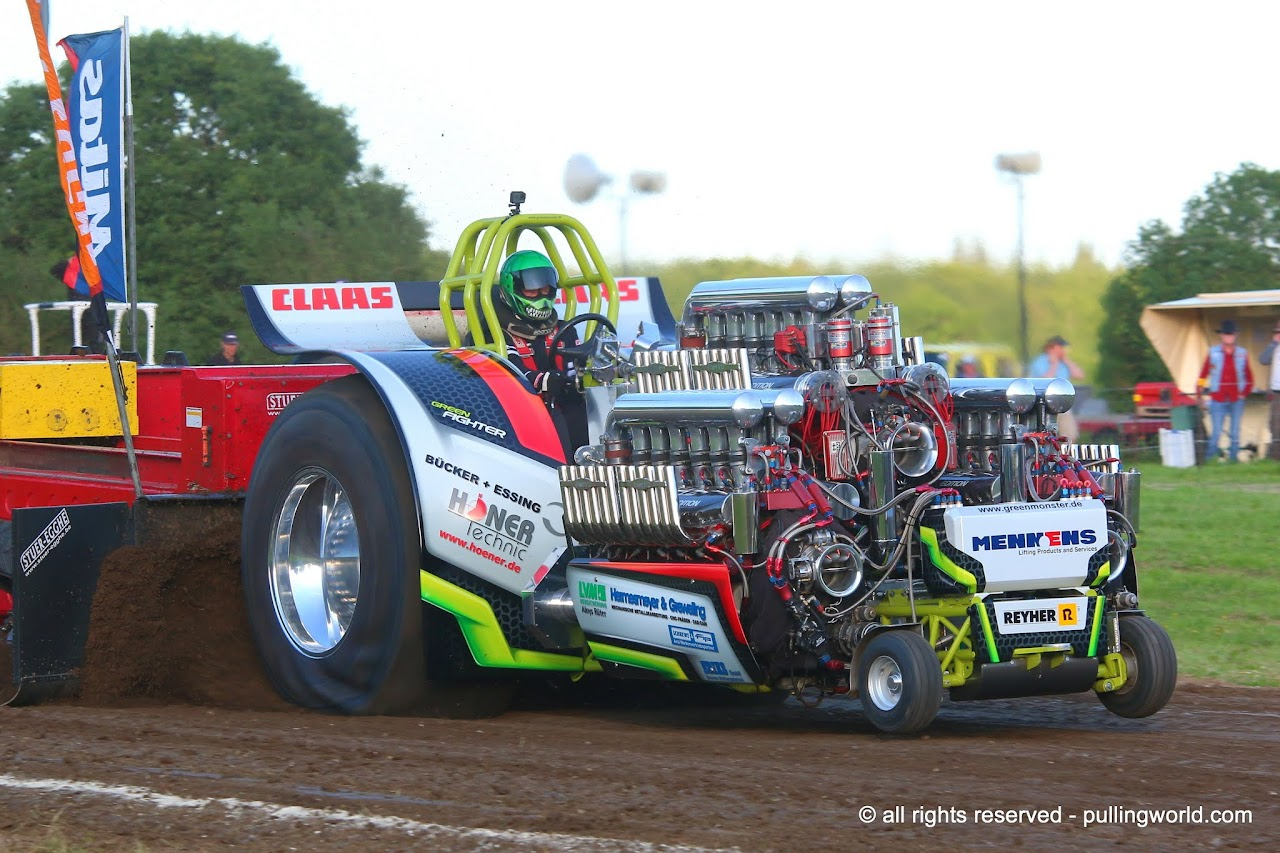 2018 Tractor Schedule Cup Euro Pulling News qwx64EF