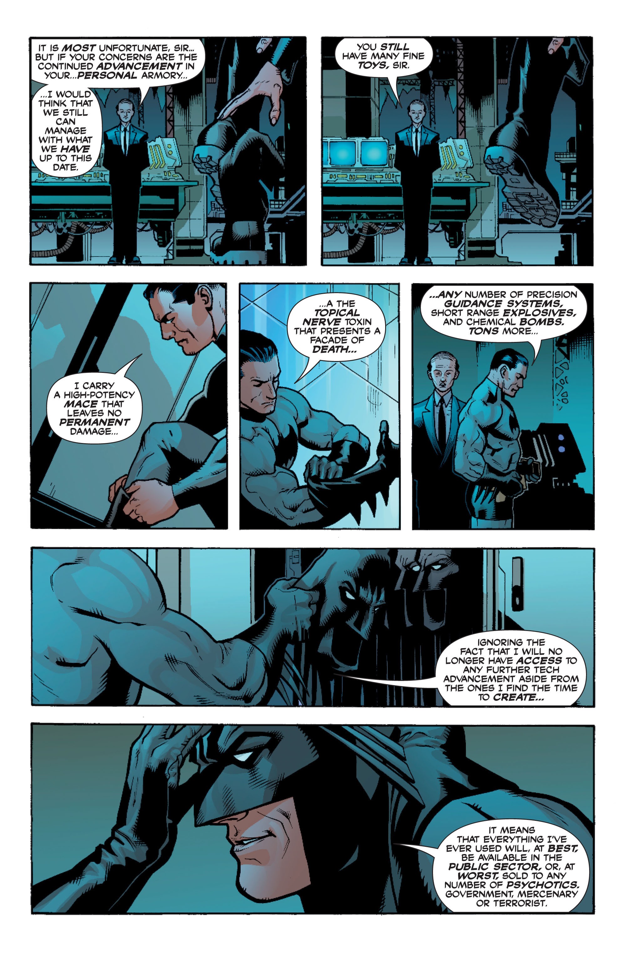 Read online Batman: Under The Red Hood comic -  Issue # Full - 21