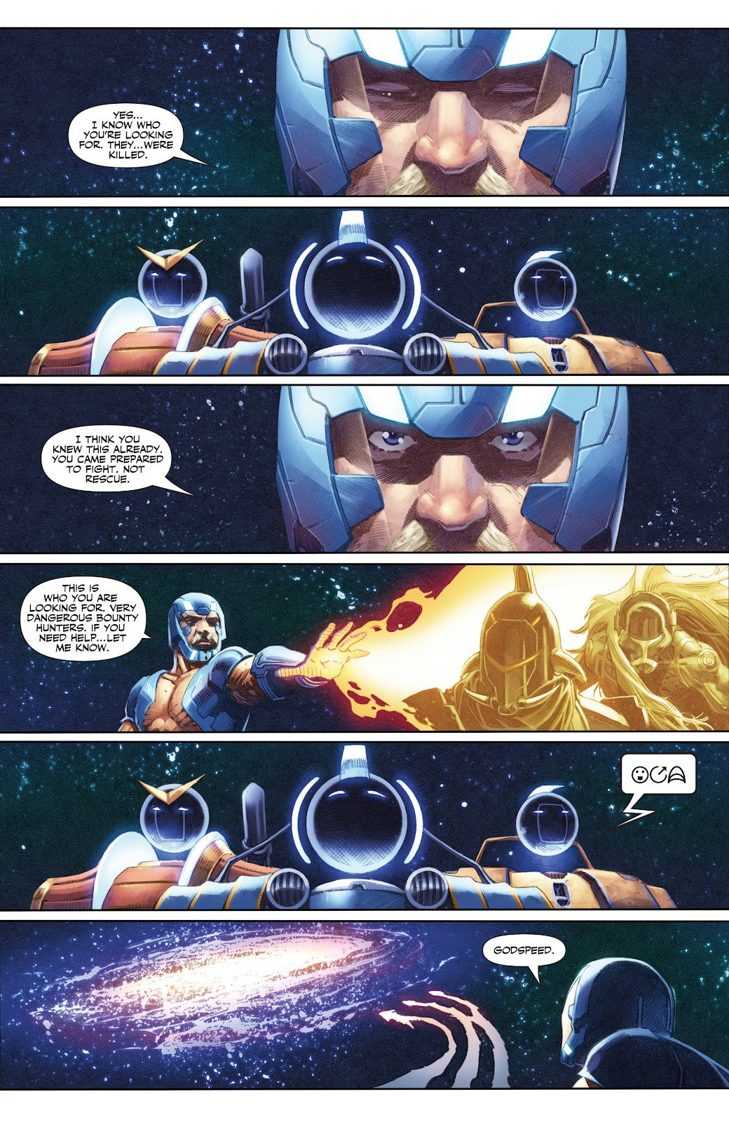 Read online X-O Manowar (2017) comic -  Issue #26 - 9